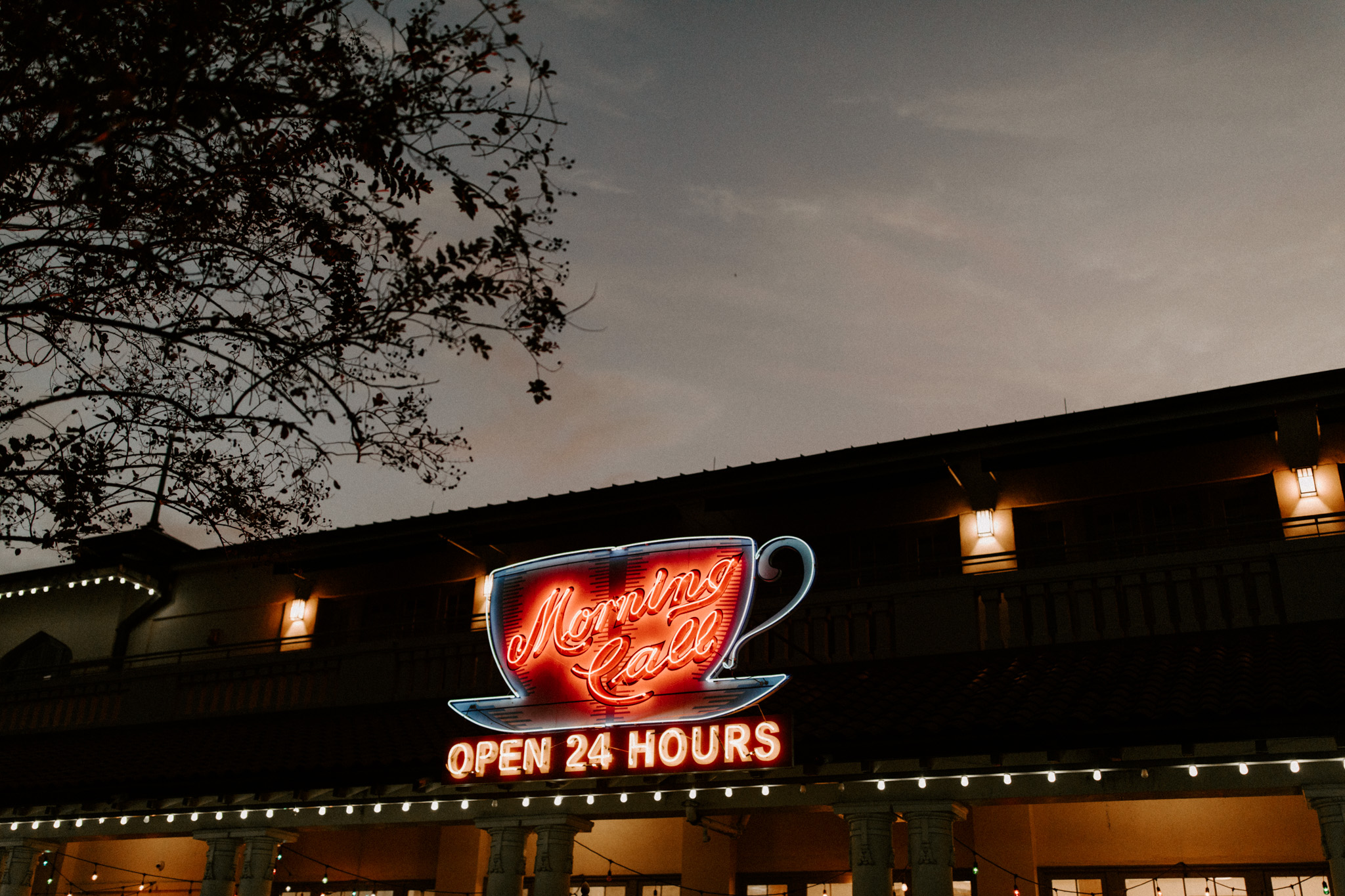 New Orleans Sunrise Elopement