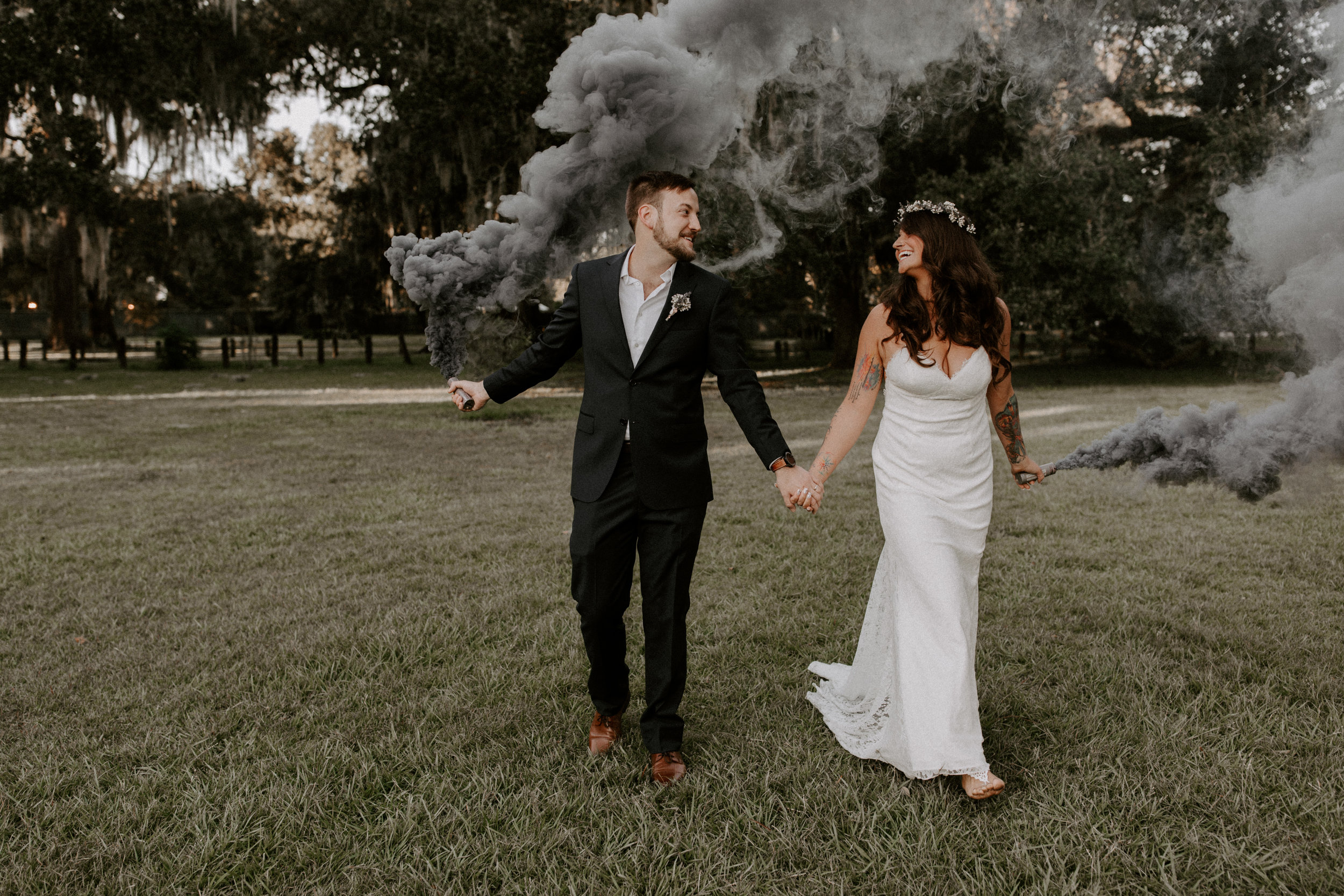 A Free Spirited, Surprise Elopement at The Tree of Life | New Orleans, Louisiana