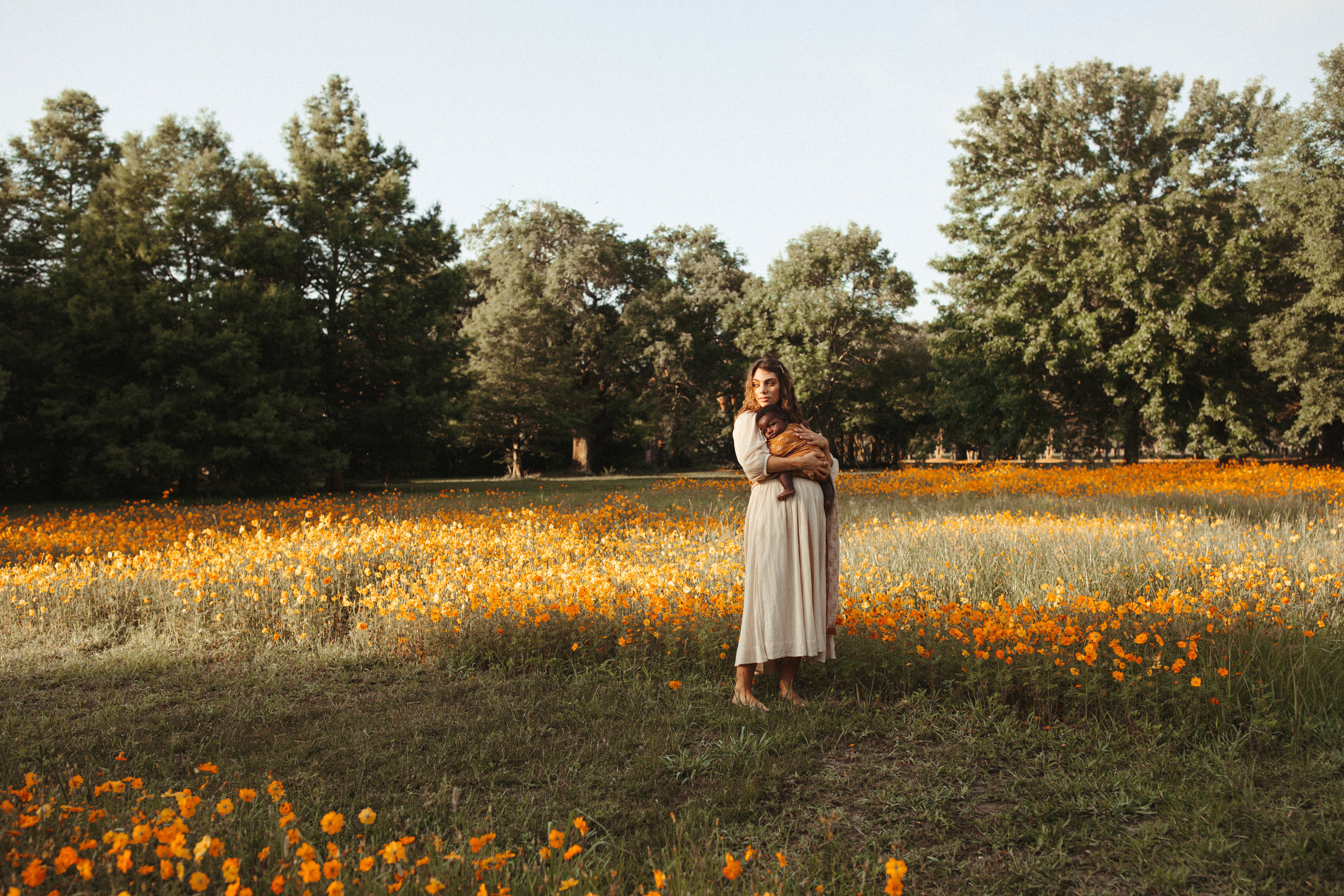 New Orleans Bohemian Maternity Session