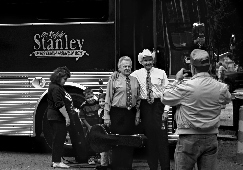 Ralph Stanley, 2007