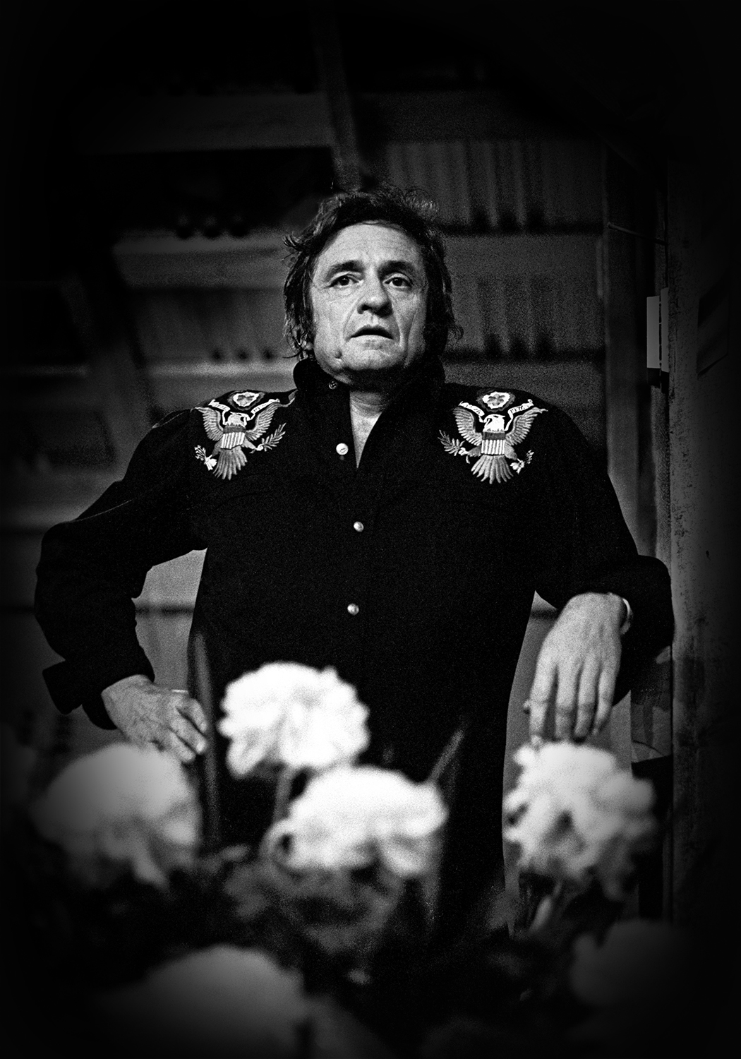 Johnny Cash, 1977