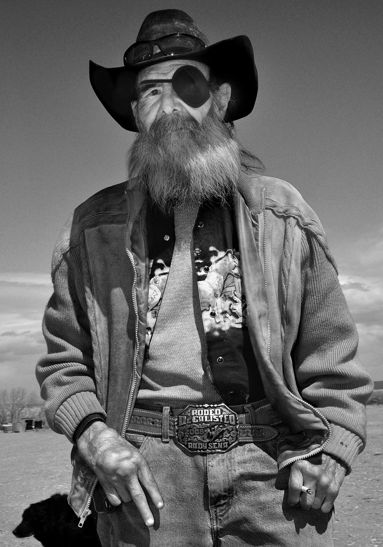 Rudy Sena, Rodeo de Galisteo, New Mexico (2013)