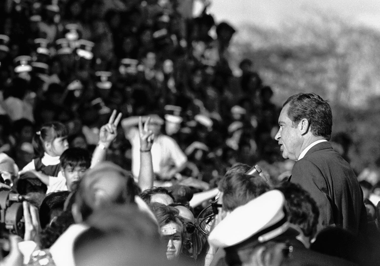 Richard Nixon, 1971