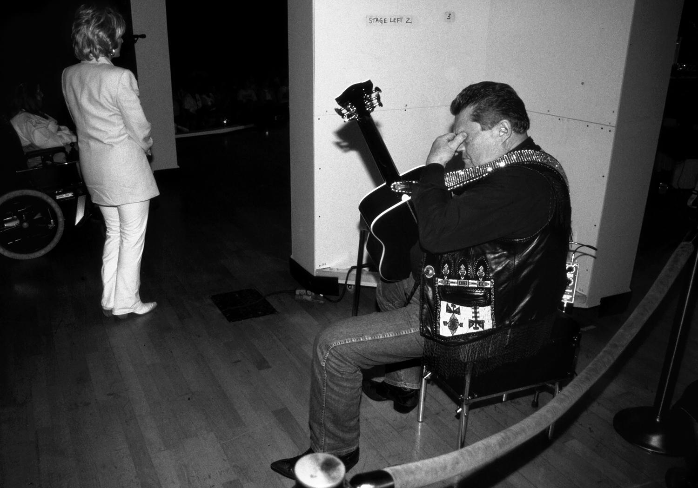 Stonewall Jackson, 2001