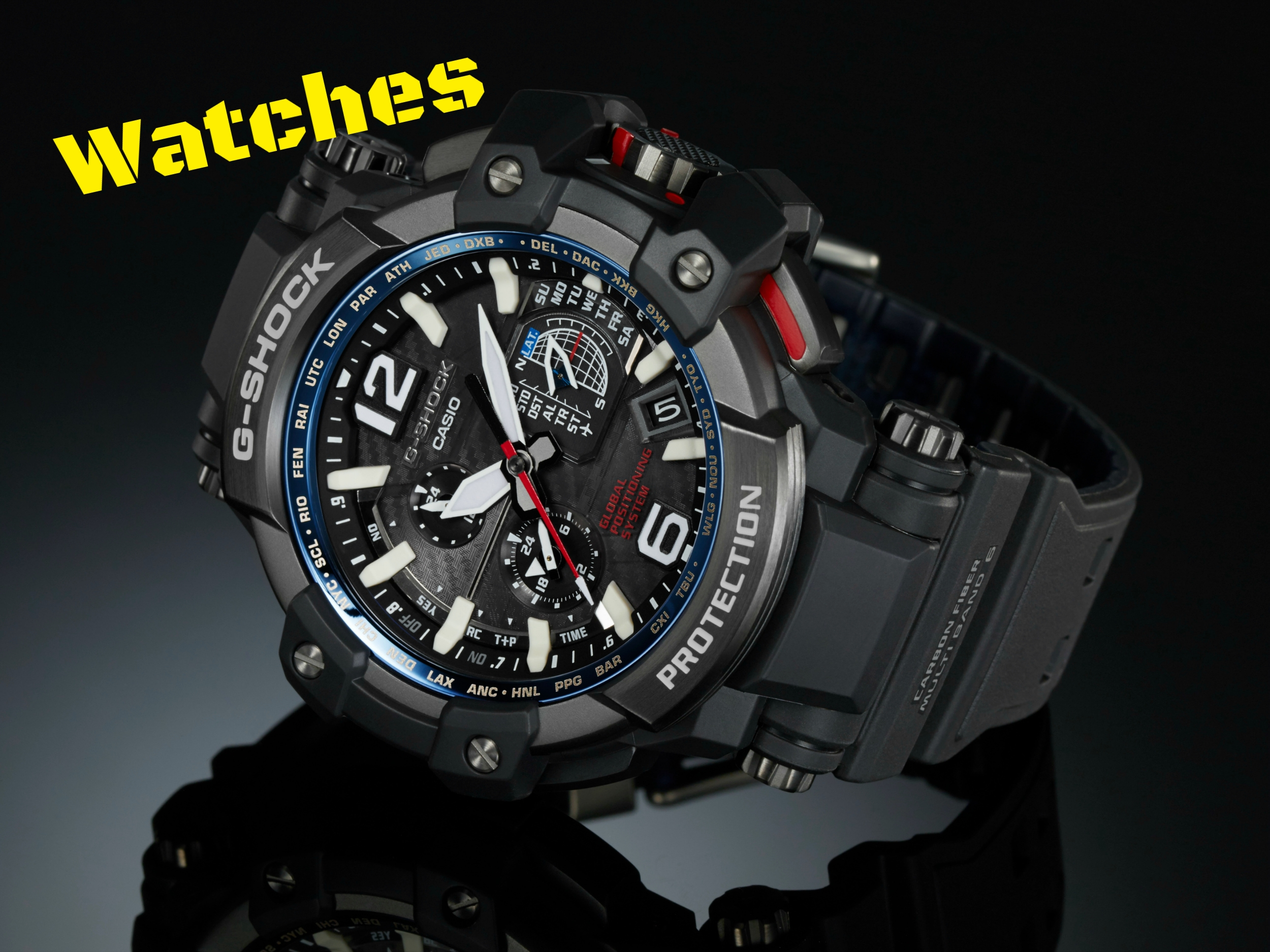 Everyone needs a good time piece to compliment their daily routine.  We proudly carry Casio watches to fit all needs; be it Law Enforcement, Military, or just time at the range / training, Casio's G-Shock line will handle your every day life with ease.  With their rugged design, tactical features, and all around good looks, they are a hard watch to beat!  We carry such models as:   -Casio G-Shock -Casio Pro Trek -Casio Gulfmaster -Casio Rangeman -Casio Mudman -Casio Mudmaster -Casio Master of G  and more!