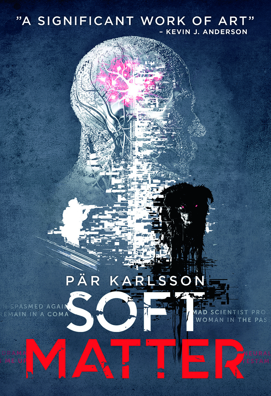 "The cover for ""Soft Matter"""
