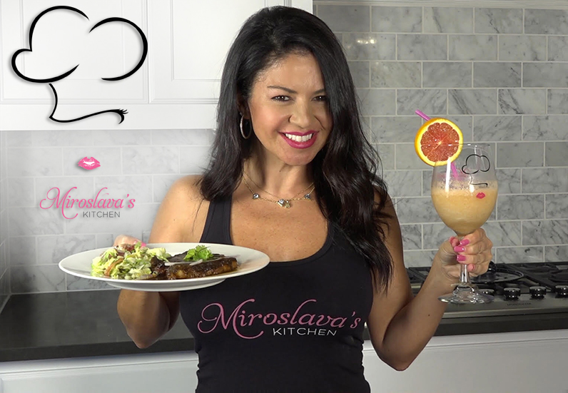 Let Chef Miroslava hostyour next dinner party!   -