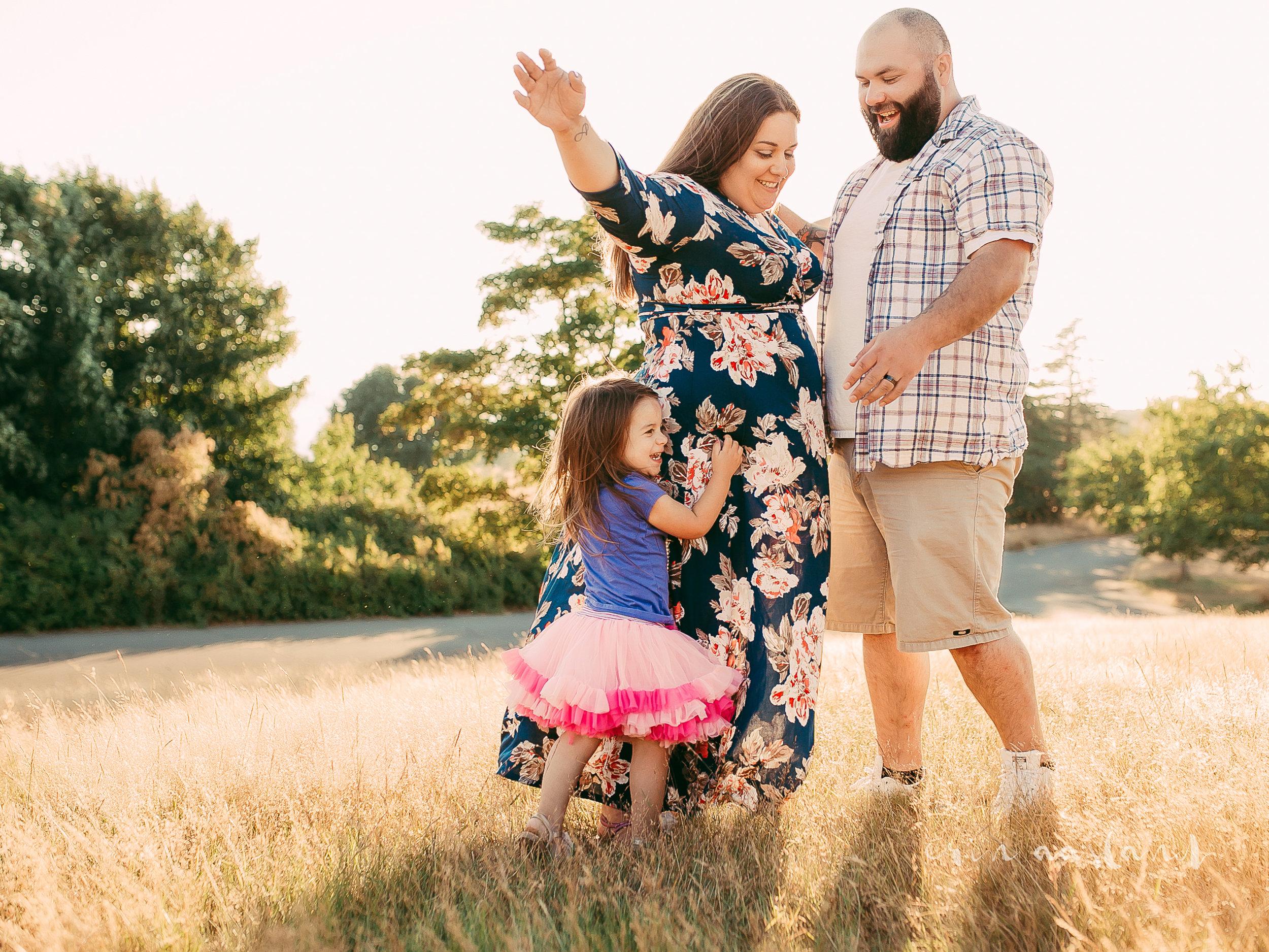 Erin Aasland Snoqualmie Family Photographer Family group hug