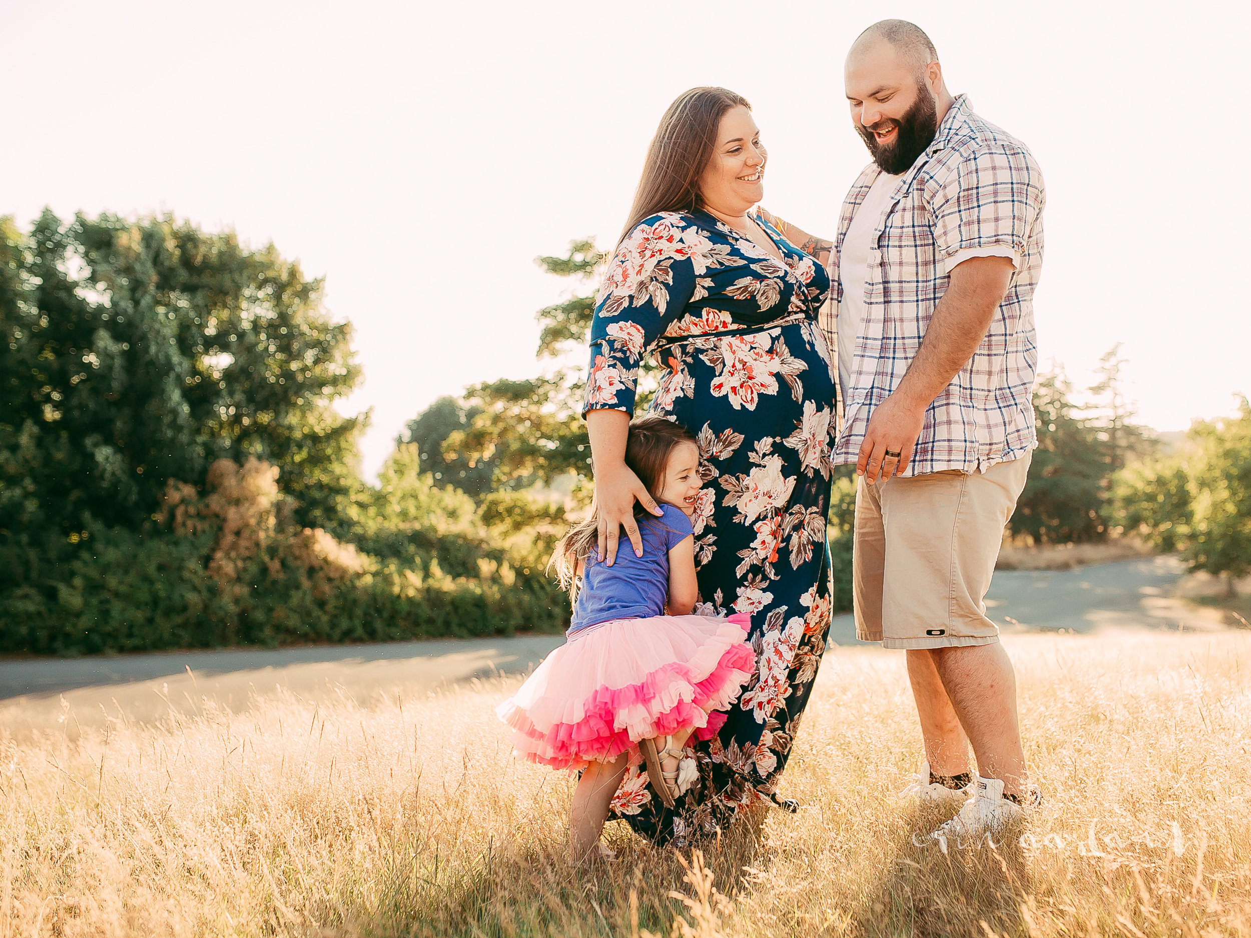 Erin Aasland Snoqualmie Family Photographer love field embrace