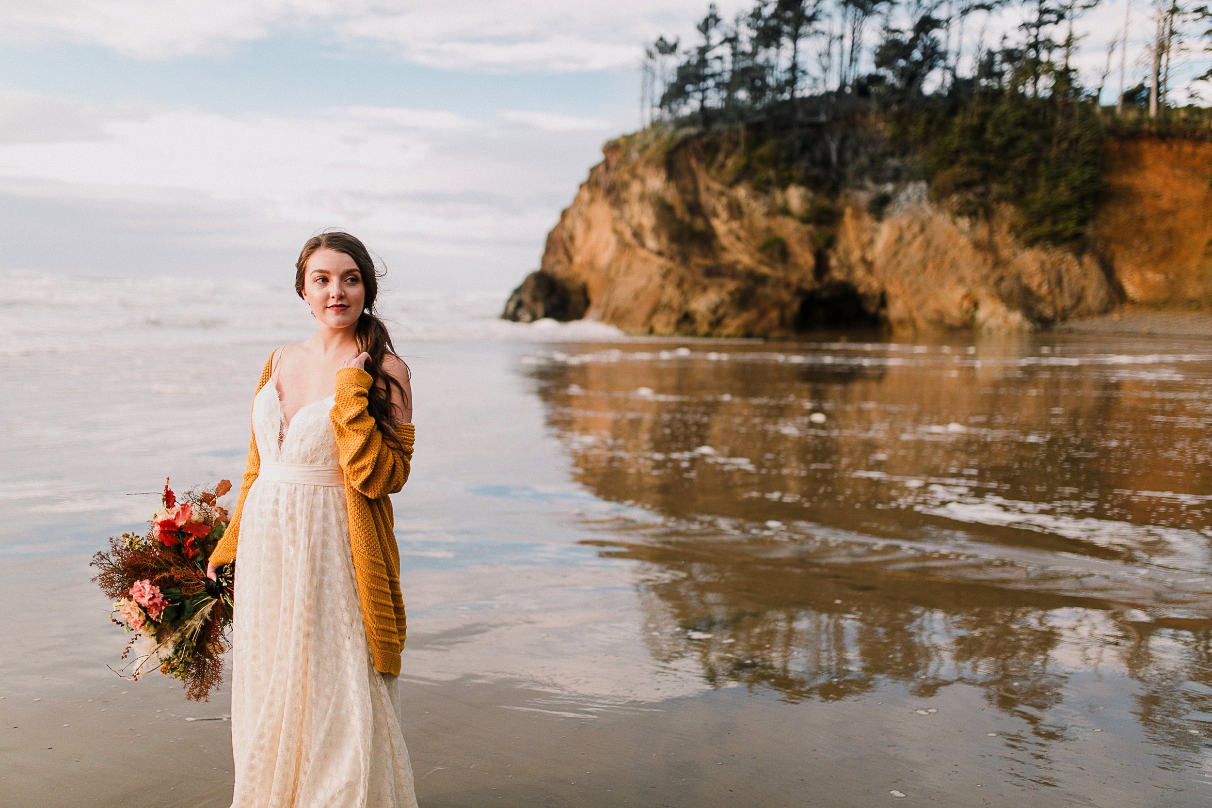 Erin Aasland Elopement Photographer Oregon Coast 17