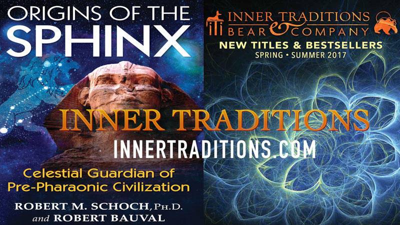 Dr Robert Schoch & Robert Bauvals latest Collaboration