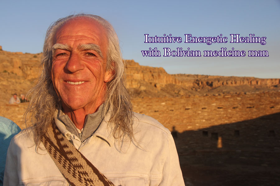 Consultation w/Intuitive Energetic Healer