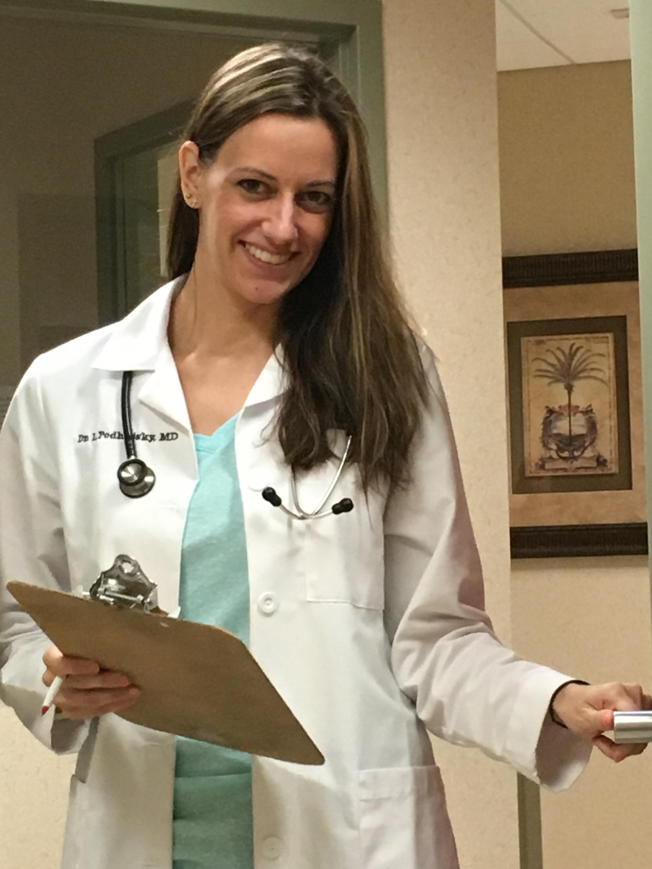 Lindsay Podhajsky, MD // Family Practice // University of Kansas