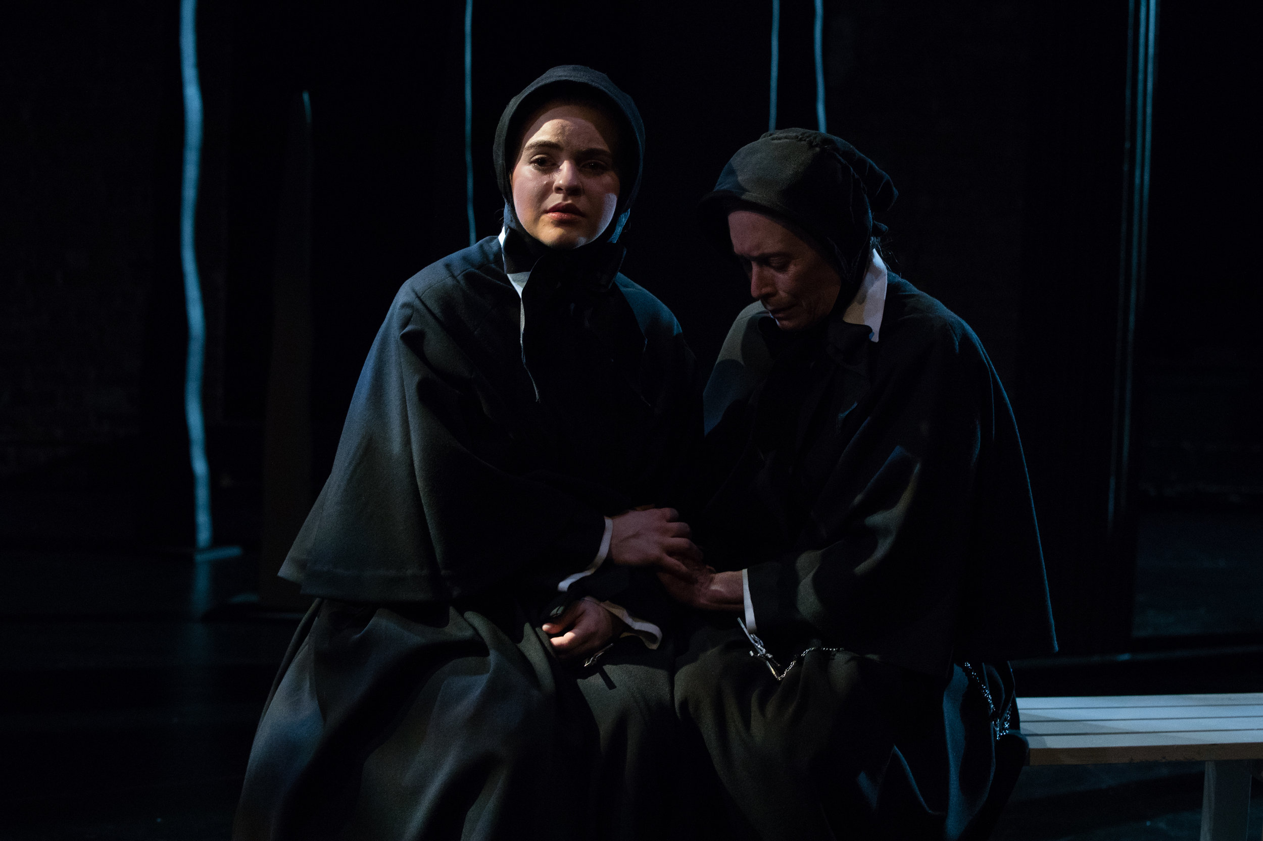 Doubt, a Parable by John Patrick Shanley  ASDS Repertory Theatre, off-broadway (2017)