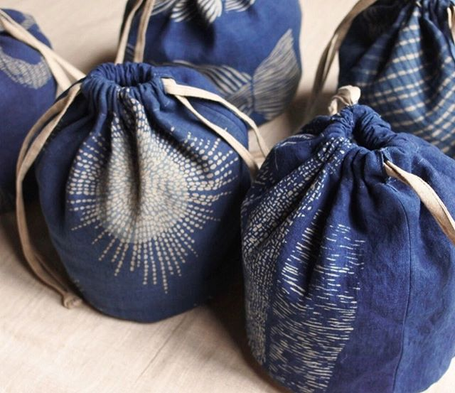 Can't wait to see what @codoexperiment has been working on! Coming from Northampton MA, this husband and wife team makes incredible ceramics and Indigo dyed textiles 💙👖🌊