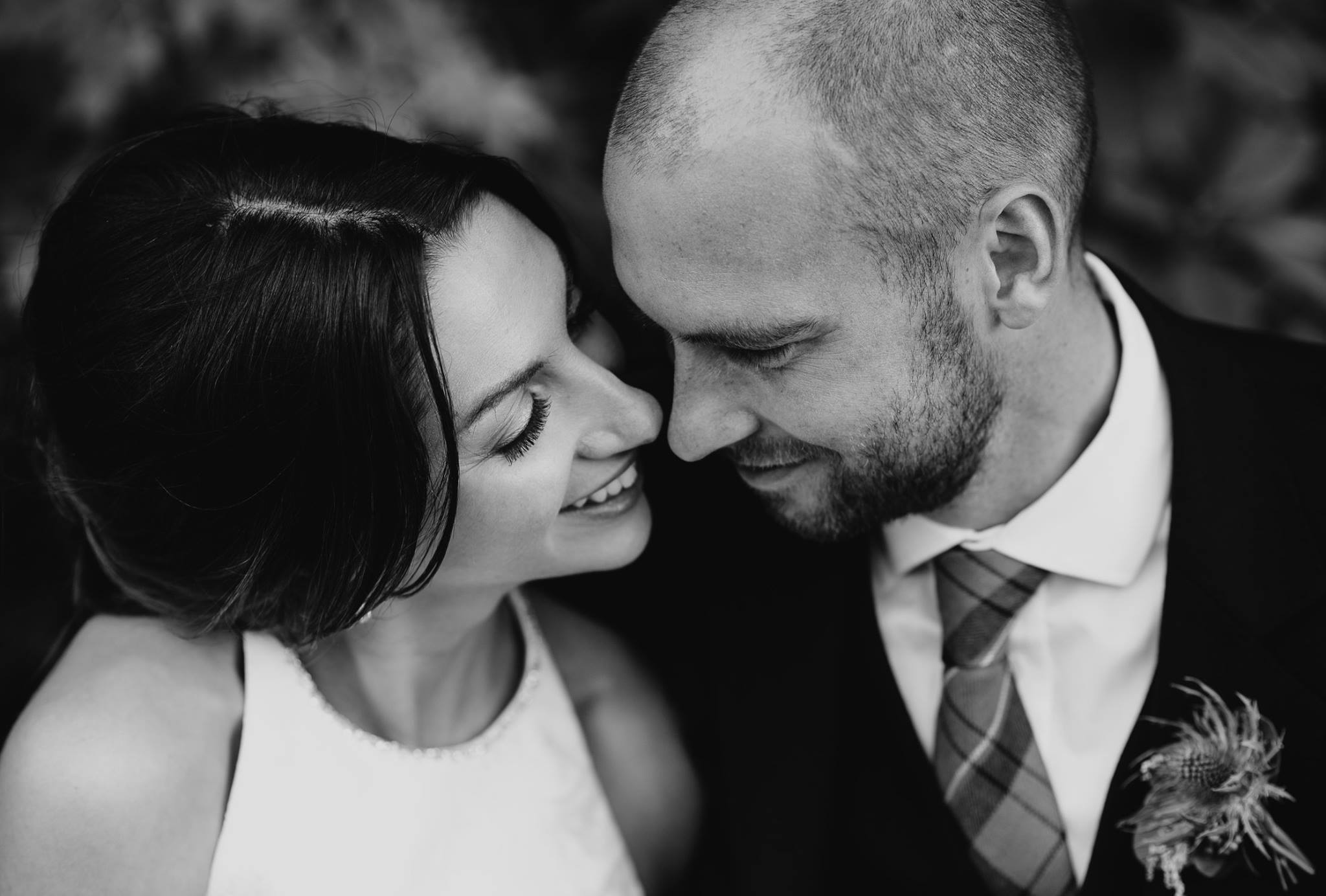 Anissa & Andy - Banchory Lodge Hotel