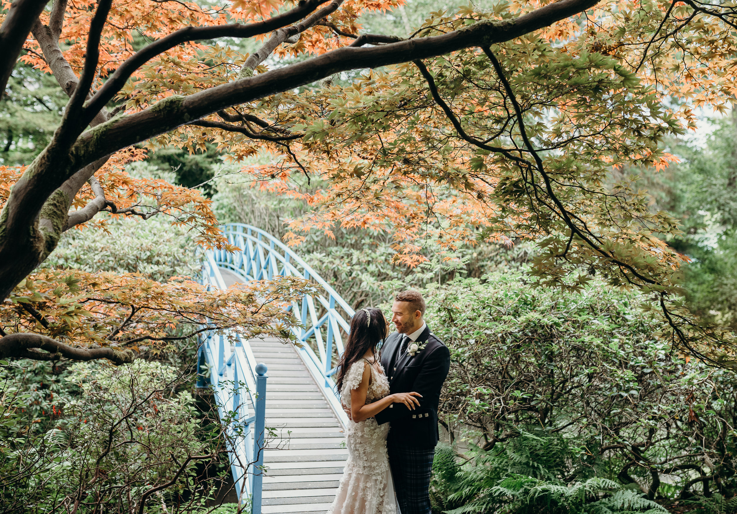 Widad & Ryan - We had the pleasure of using Nicola for our wedding day. Can't recommend her enough. She captured each and every moment perfectly and felt more like a guest than a photographer.