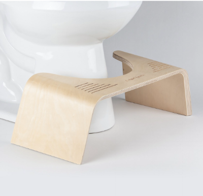 Squatty Potty £39.99   I've mentioned this to a few clients to hoots and laughter but this little step can greatly improve the quality of the one thing we all do!  This lovely bamboo model would look great in any bathroom.Read more   here  and purchase on Amazon   here  in time for Christmas.  Image Squatty Potty