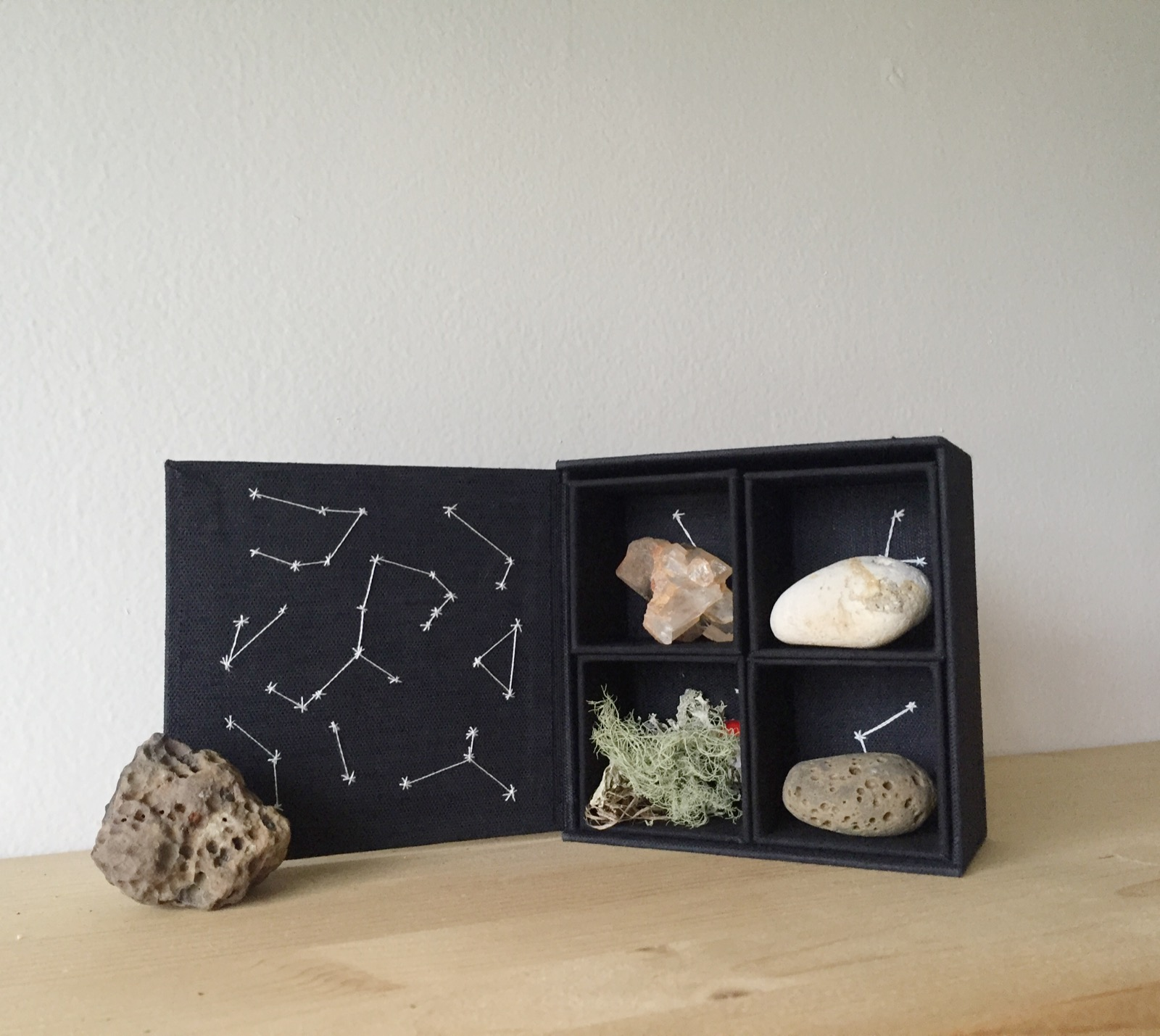 Constellation Cigar Box