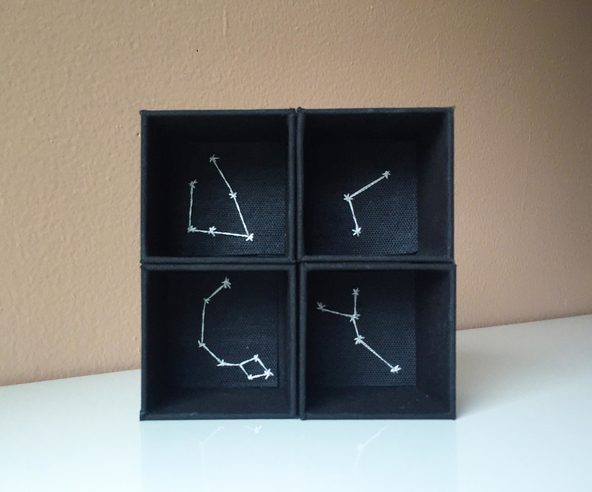 Little Boxes - Imaginary Constellations