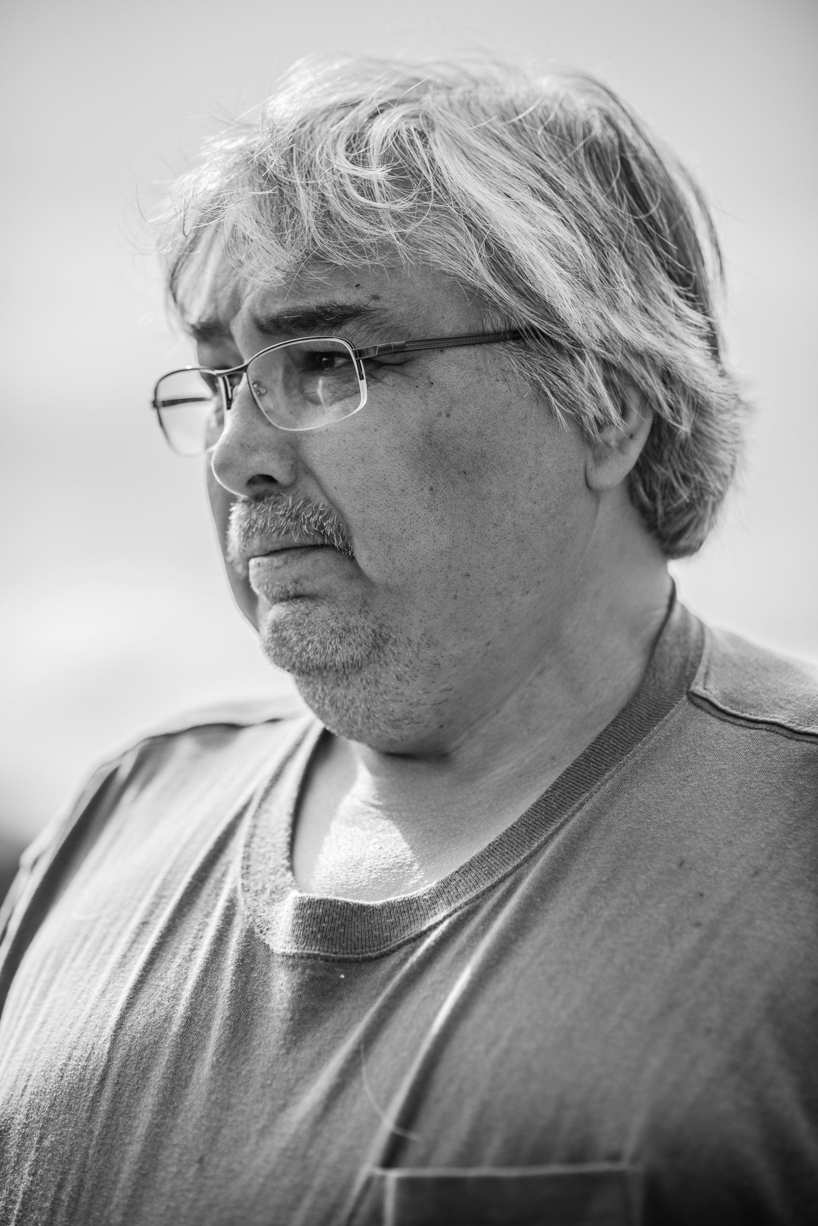 "Patrick Norman, Chief, Port Graham, Alaska  - ""Before the Federal government and state, traditional chiefs had the authority to send people out for anything that the village needed. Moose, bear, goats, seal…. There was no worry; 'Are we gonna get somebody in trouble?' As it is now, we have a season for moose, and for bear and stuff. But what about in the middle of the winter when you've already caught your two or one moose under the state regulations, and I know there's a need for meat for our people? My traditional authority to say 'yeah, go and get one' bumps up against 'What is the fine if we get caught? What is the fine if somebody turns us in? Or turns me in for making the decision for hunters to go out and get one?' And what's the legal ramification for exerting that traditional authority now? That's the dilemma that we're in."""