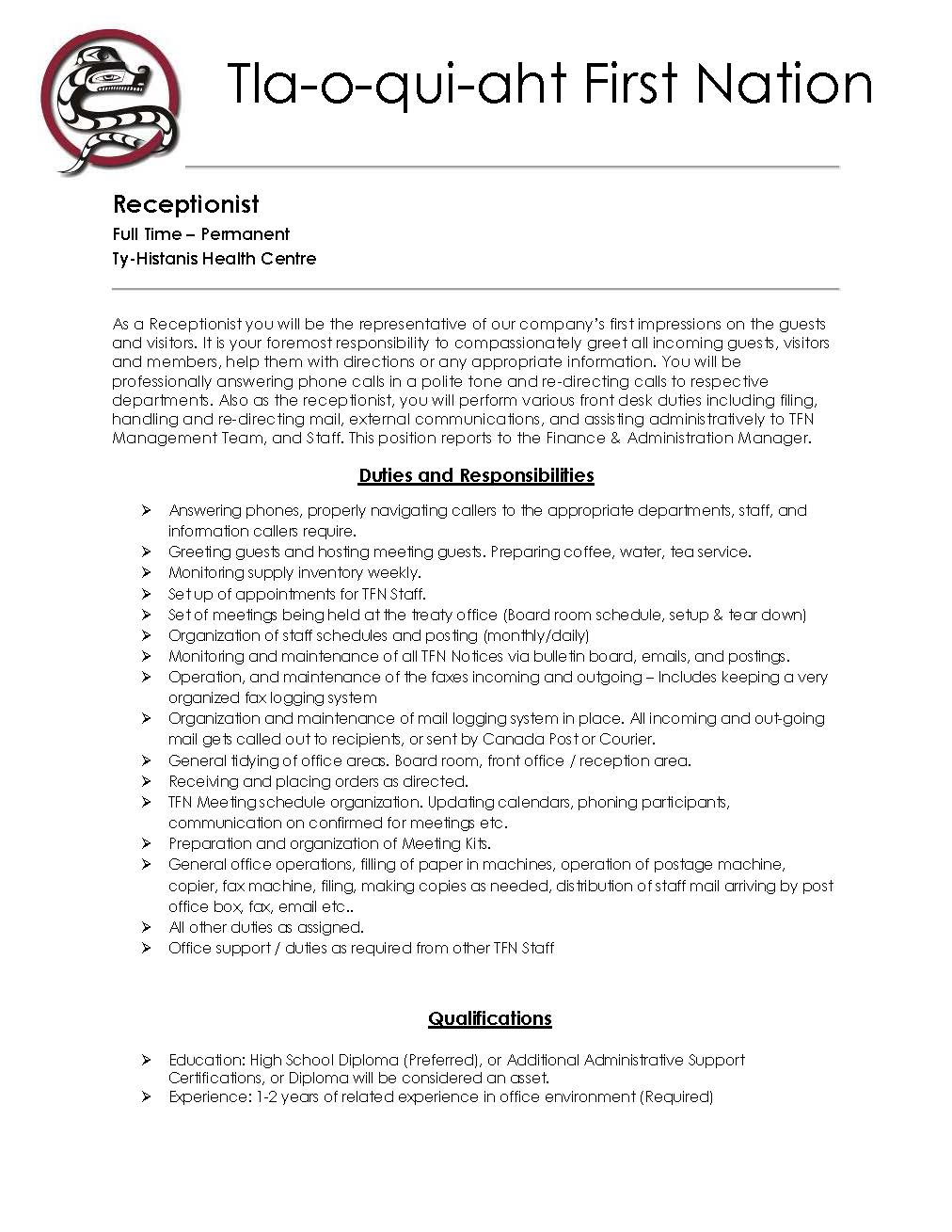 TFN Receptionist - Job Posting February 2017_Page_1.jpg