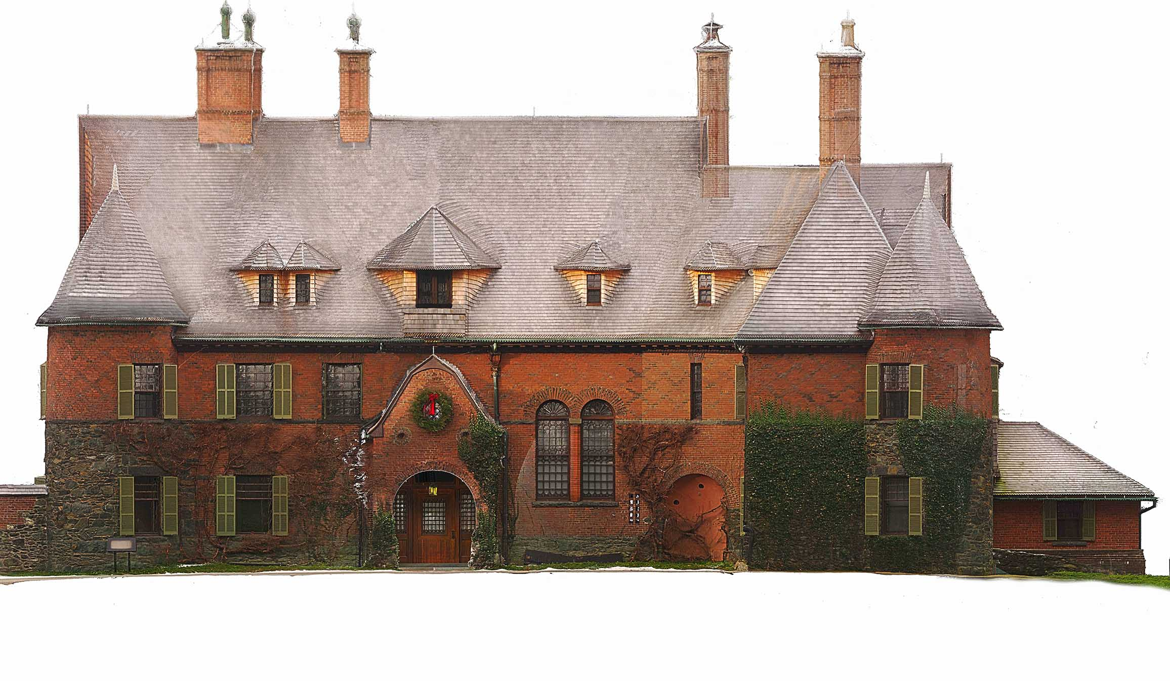 Additional elevation showing point cloud detail.