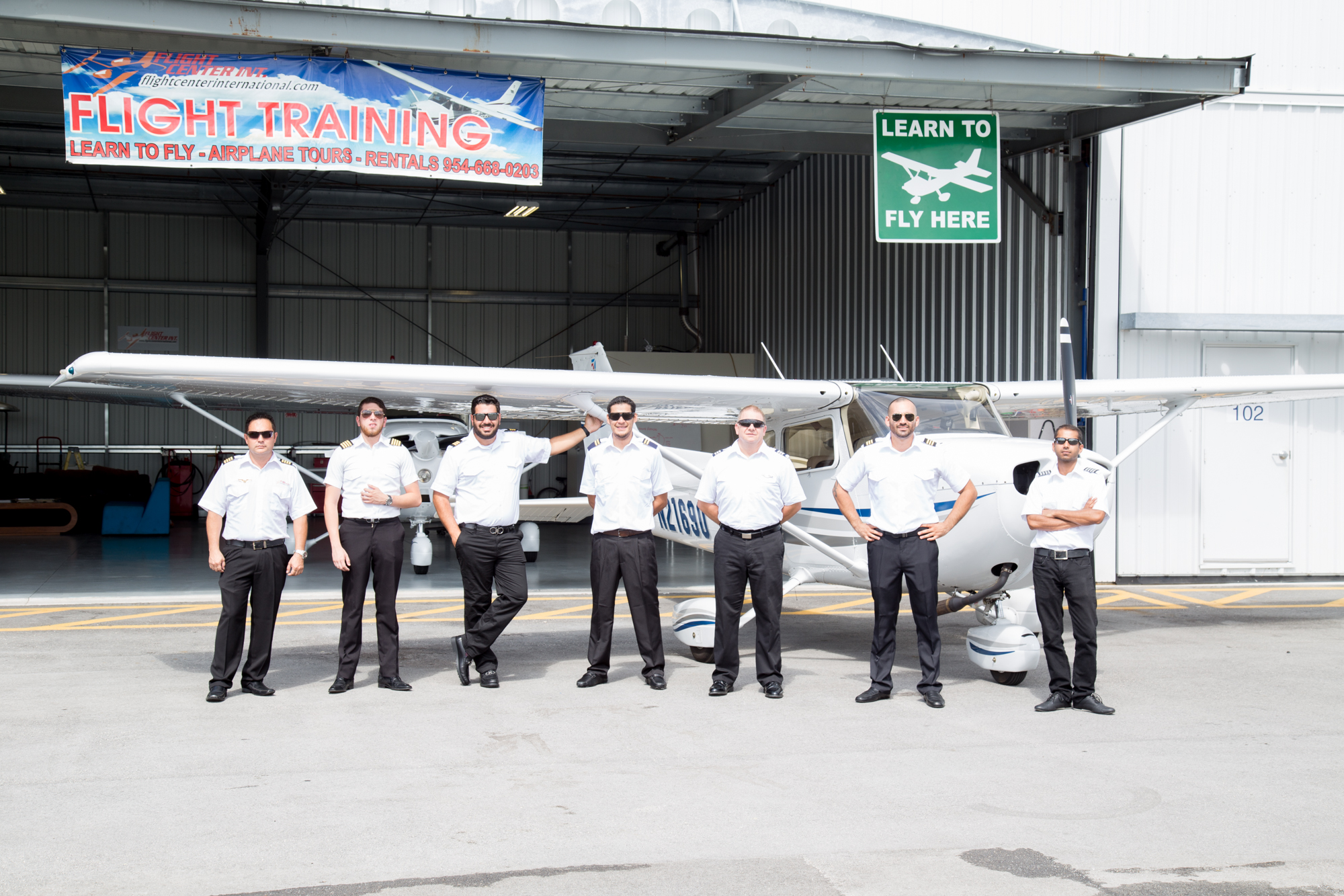 Flight School Miami