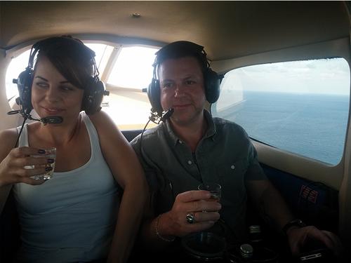 Aerial Tours Over Miami Beach