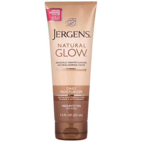 Jergens Natural Glow Revitalizing Lotion - Shop Now for $9