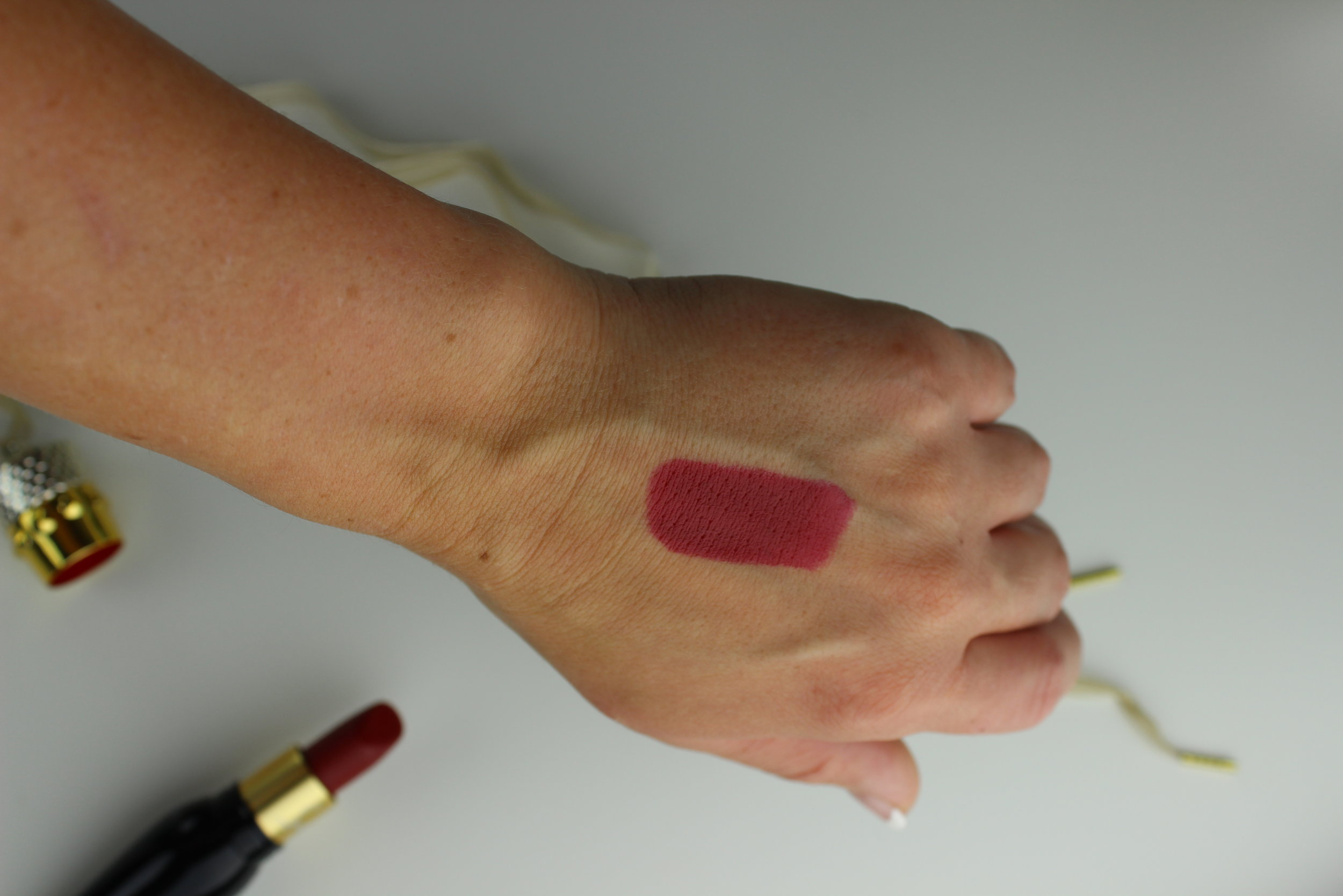 Velvet Matte Lip Colour in Rouge Louboutin