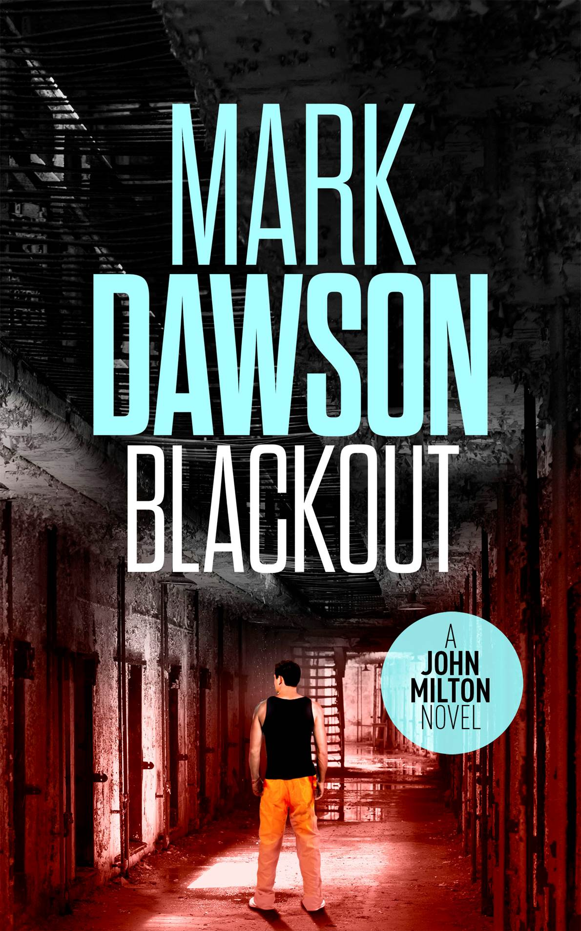 Blackout by Mark Dawson is soft-launched today, ahead of its e-publication at the end of February.