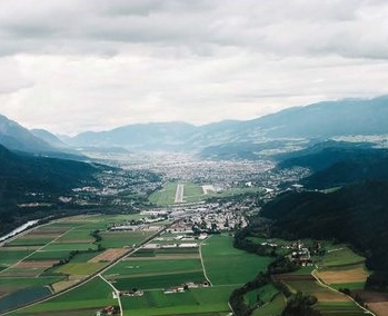 Best approach: Innsbruck Airport, Austria