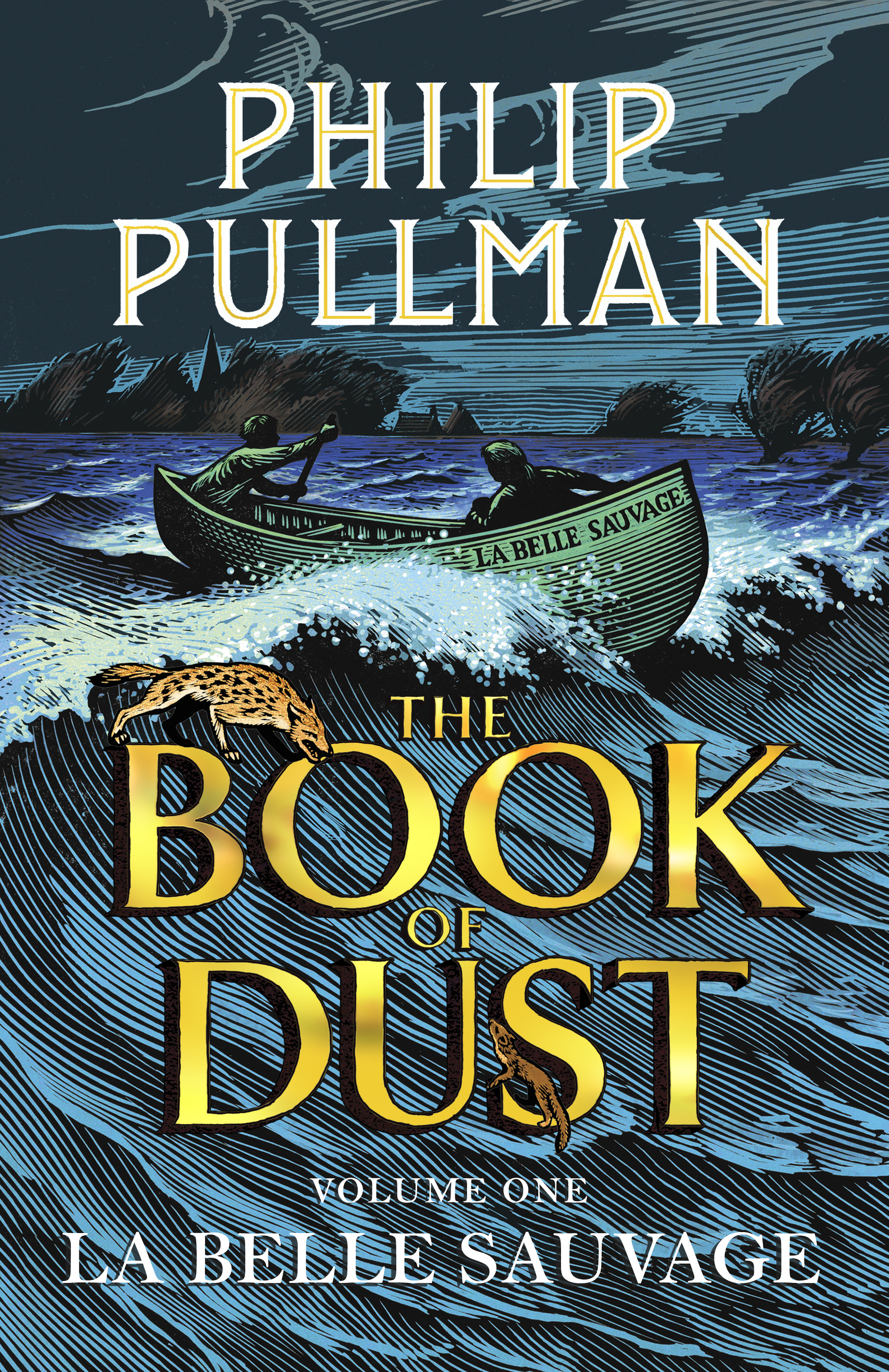 La Belle Sauvage_ The Book of Dust Volume One Cover.jpg