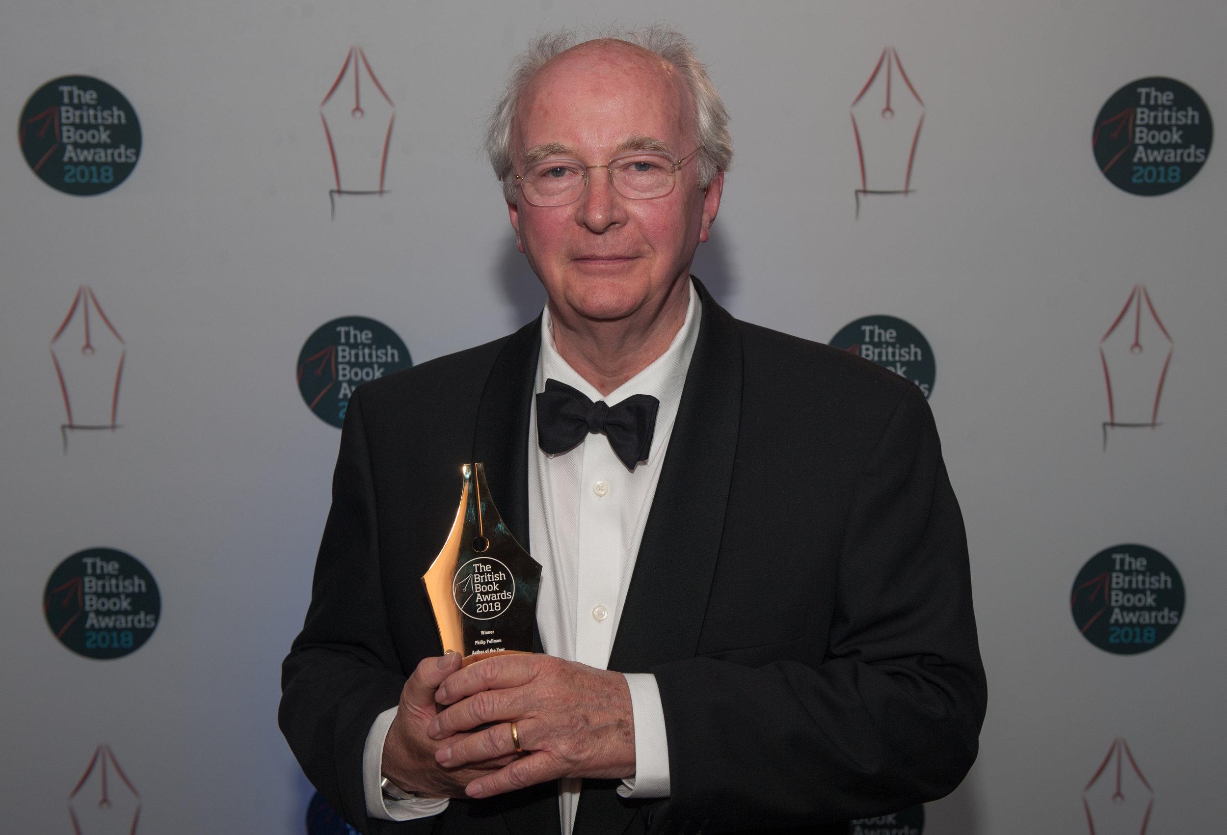 Philip Pullman Author of the Year winner British Book Awards.jpg