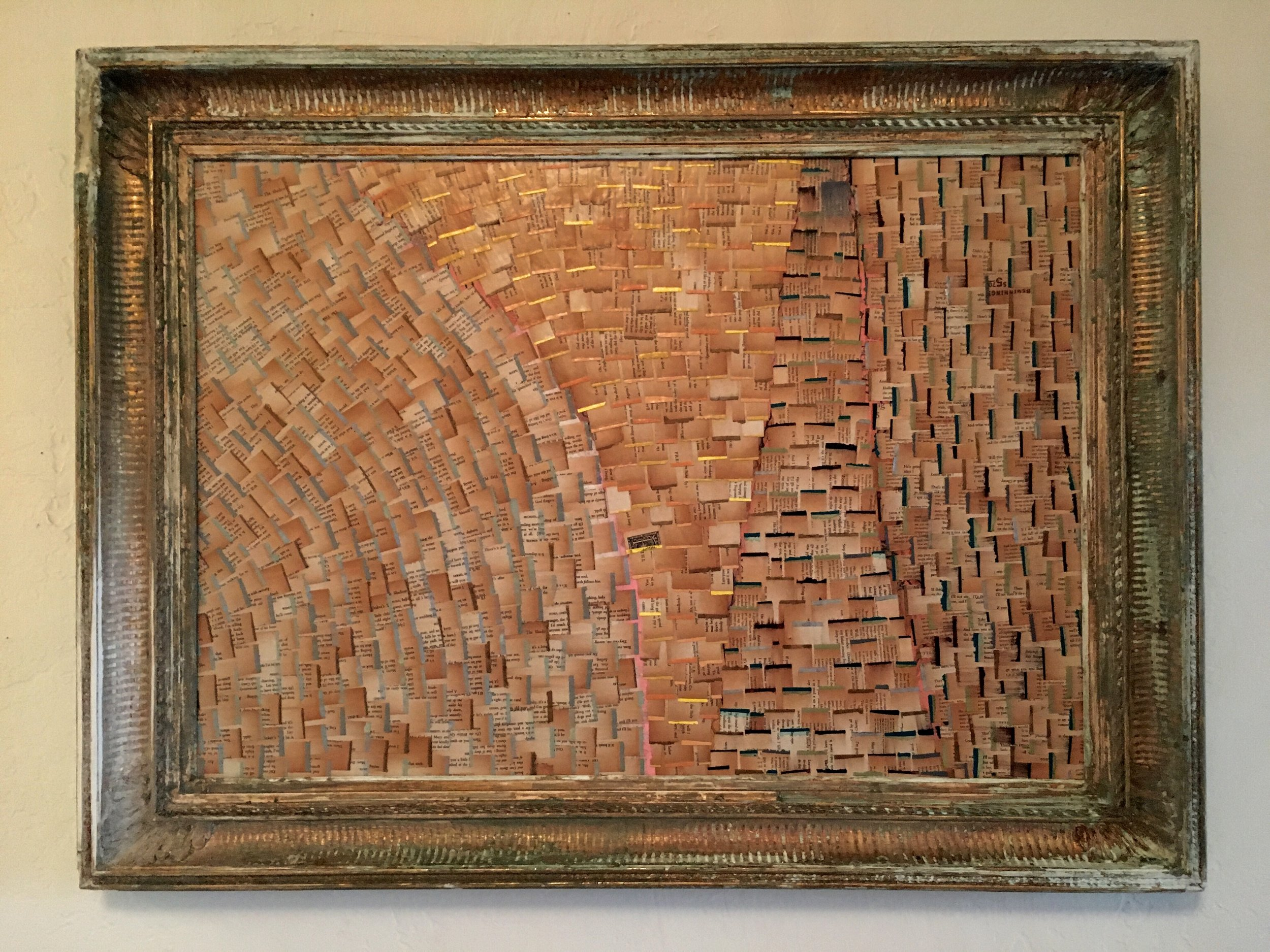 """25""""x36"""" (33""""x44"""" with frame)"""