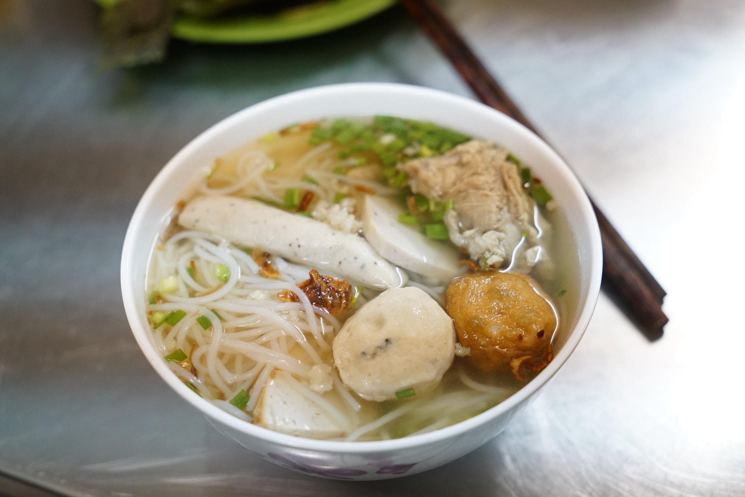 Pork Pho Vietnam