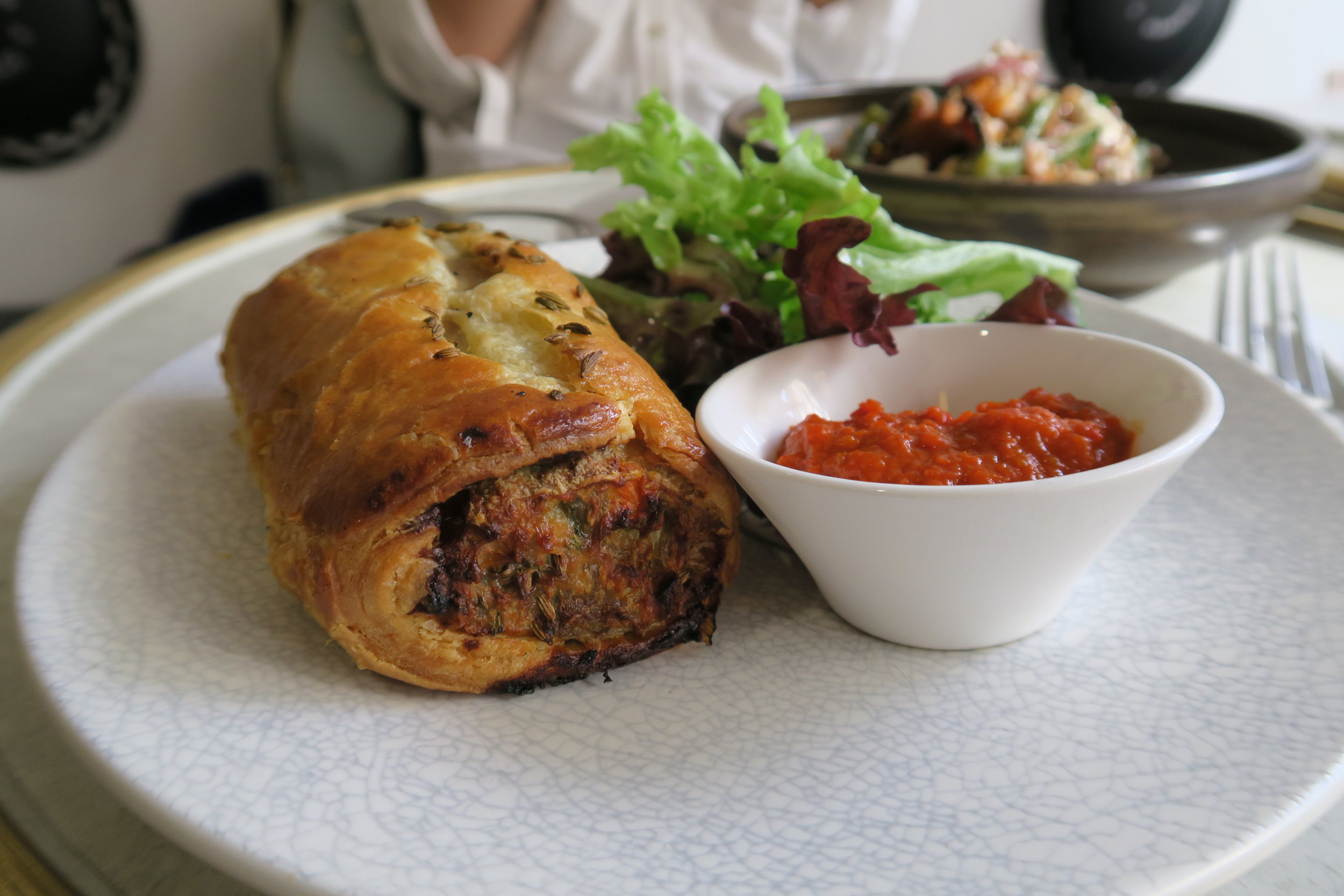 Pork and fennel sausage roll from Daci and Daci Hobart.JPG