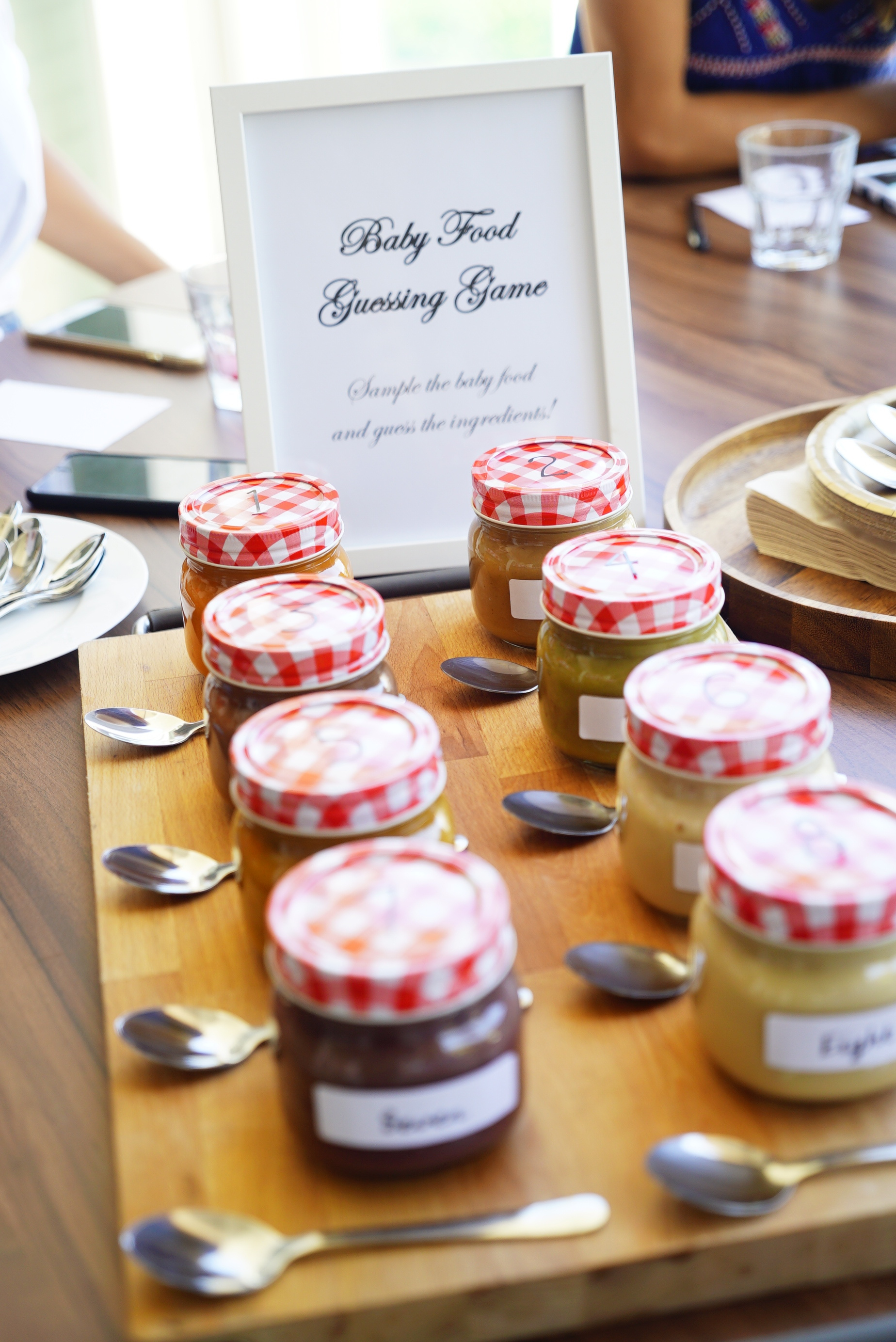 baby shower baby food guessing game.JPG