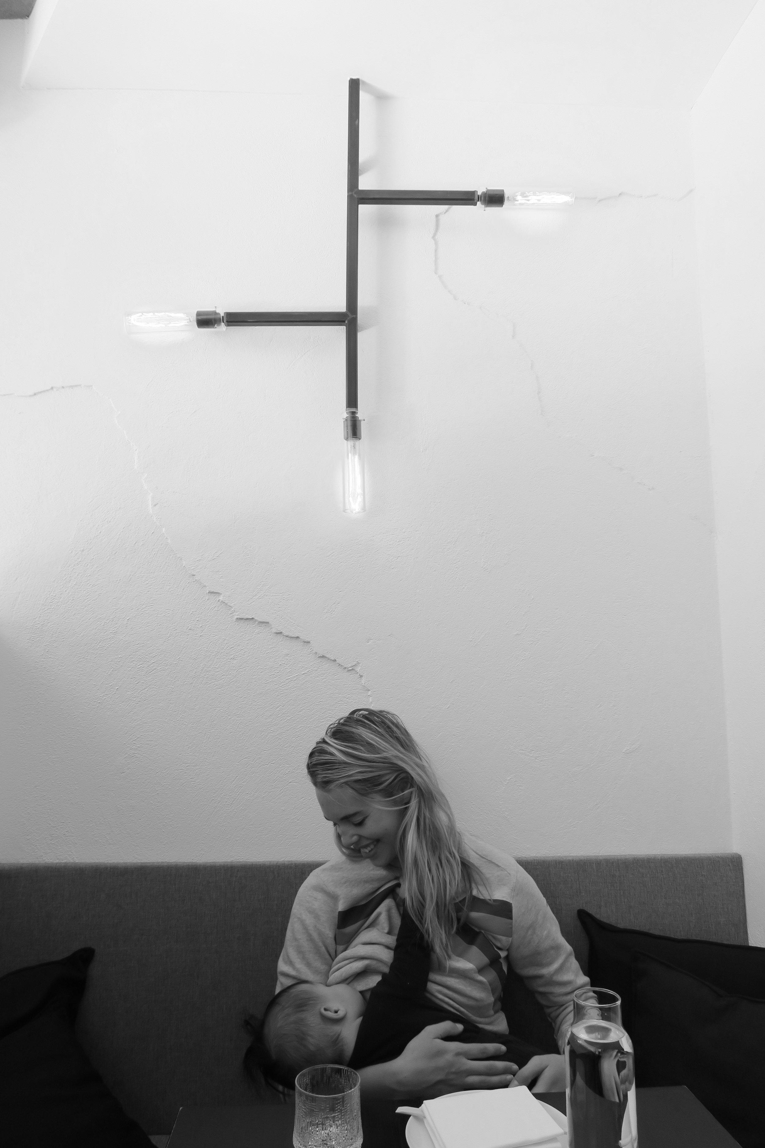 phoebe ghorayeb breatsfeeding blanca bar and dining.JPG