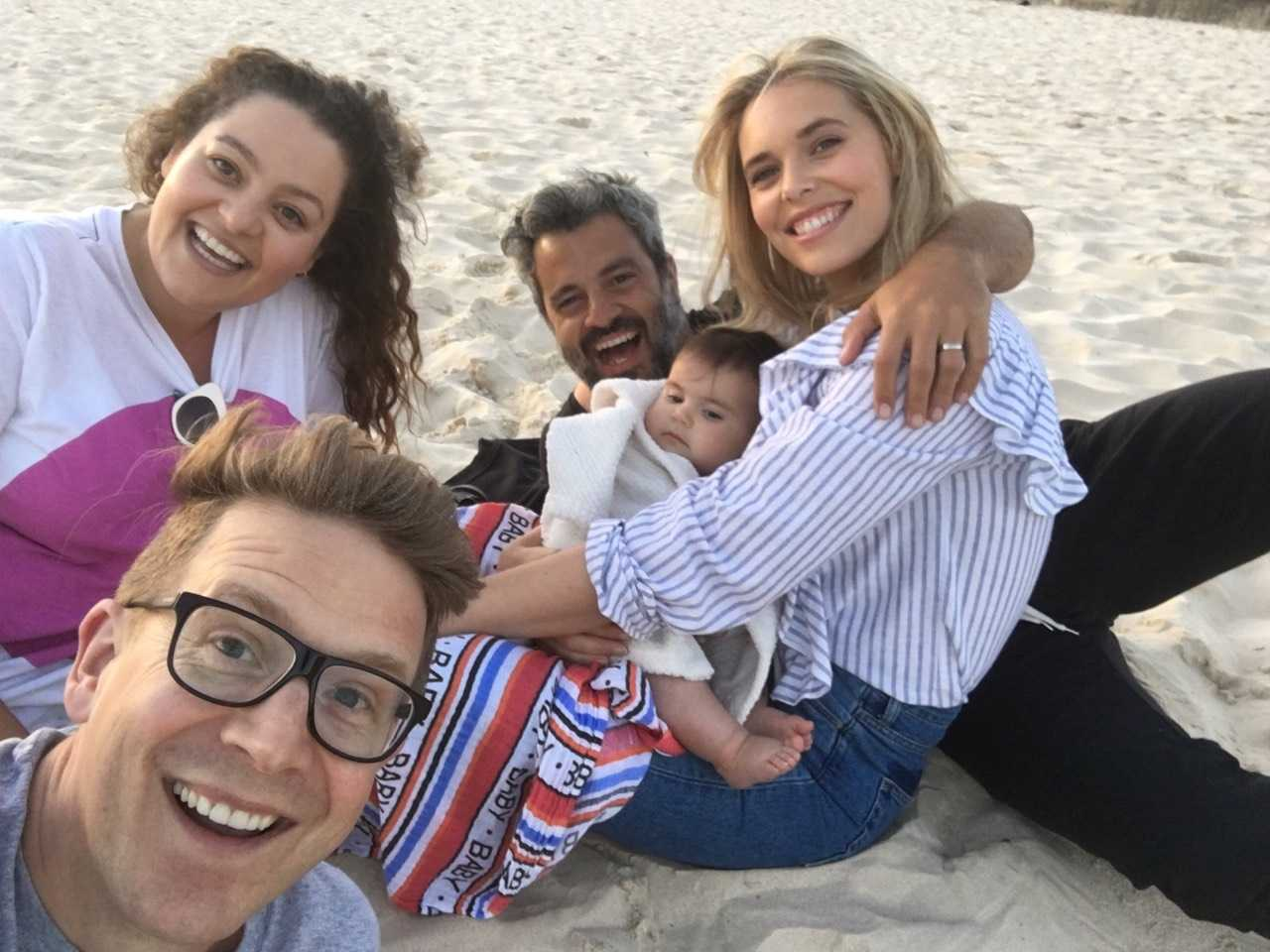 group photo bondi beach baby shoot.JPG
