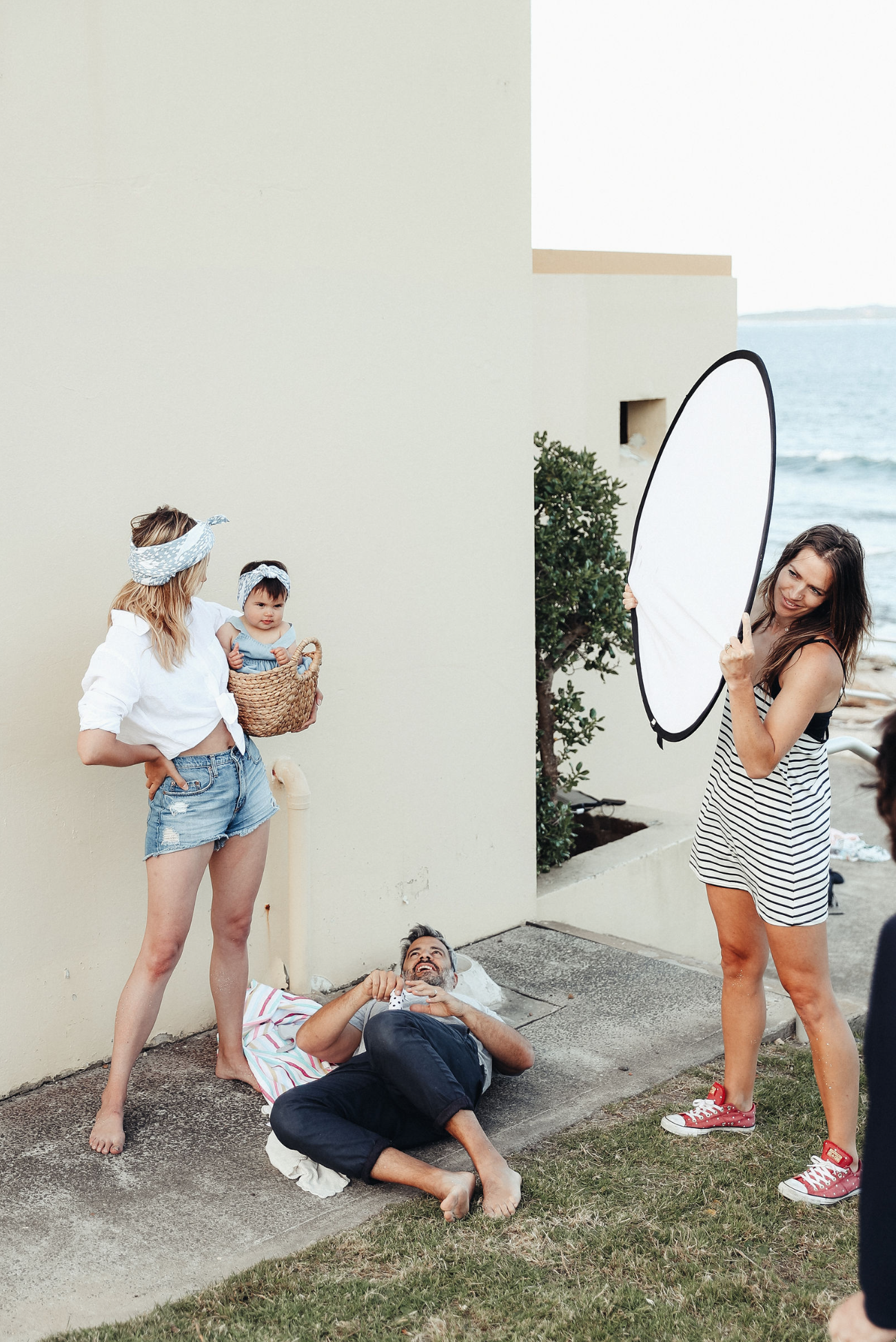 phoebe ghorayeb hey baby campaign behind the scenes 8.png