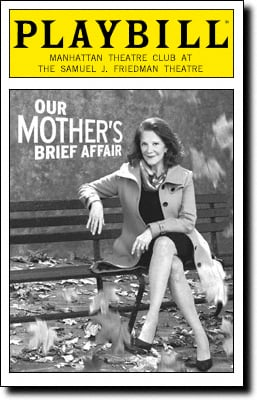 Linda Lavin stars in Our Mother's Brief Affair