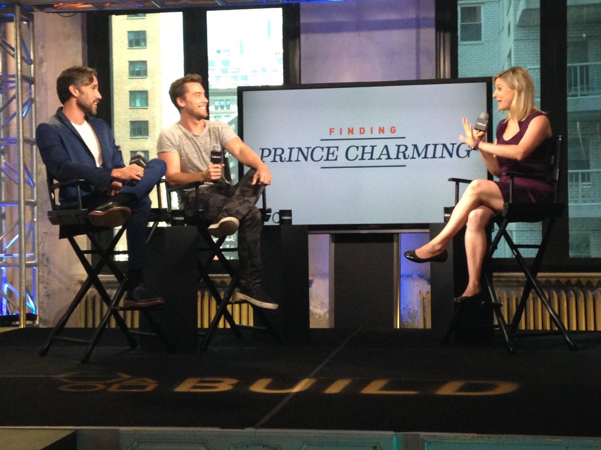 "Lance Bass & Robert Sepulveda, Jr  ""Finding Prince Charming"""