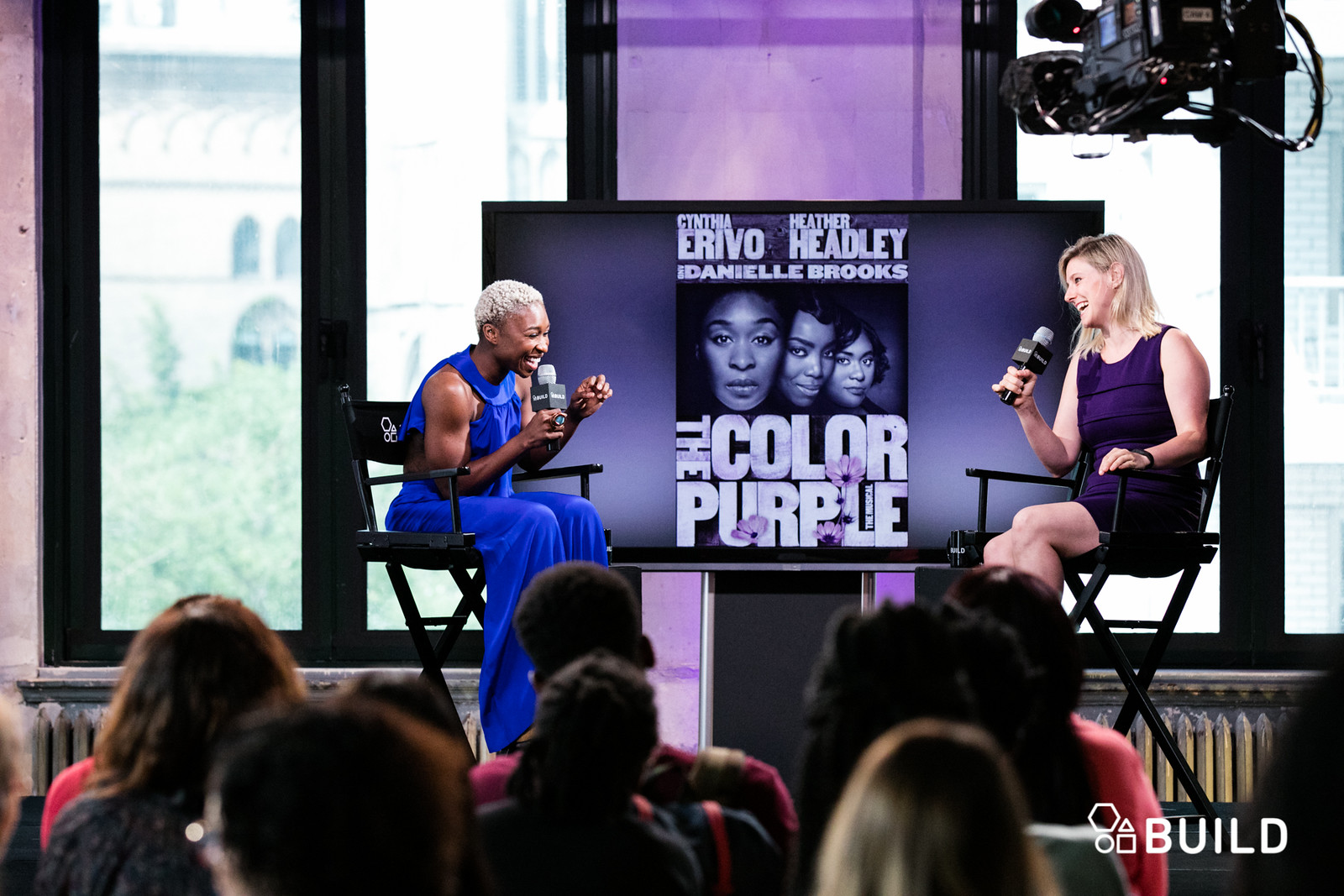 "Cynthia Erivo  ""The Color Purple"""