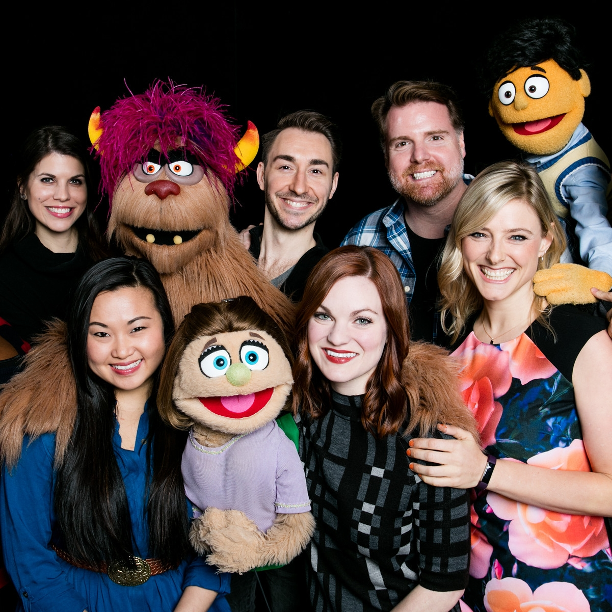 "The Cast of Avenue Q  ""Avenue Q"""