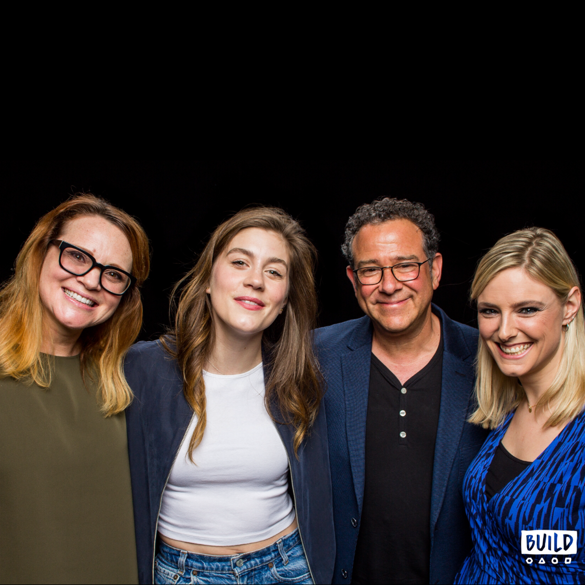 "Jennifer Laura Thompson, Michael Greif & Laura Dreyfuss  ""Dear Evan Hansen"