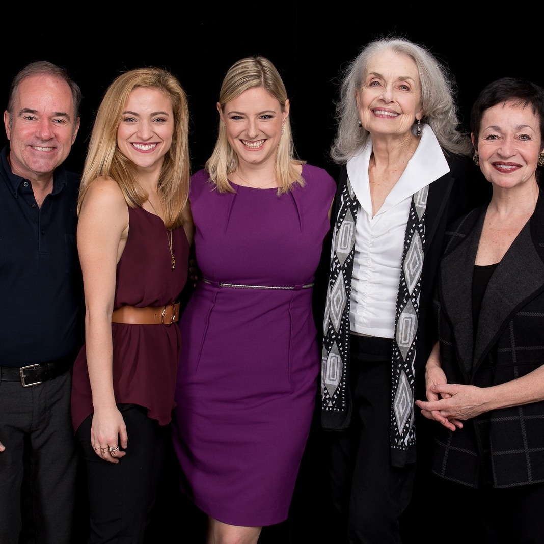"Stephen Flaherty, Christy Altomare, Mary Beth Peil & Lynn Ahrens  ""Anastasia"""