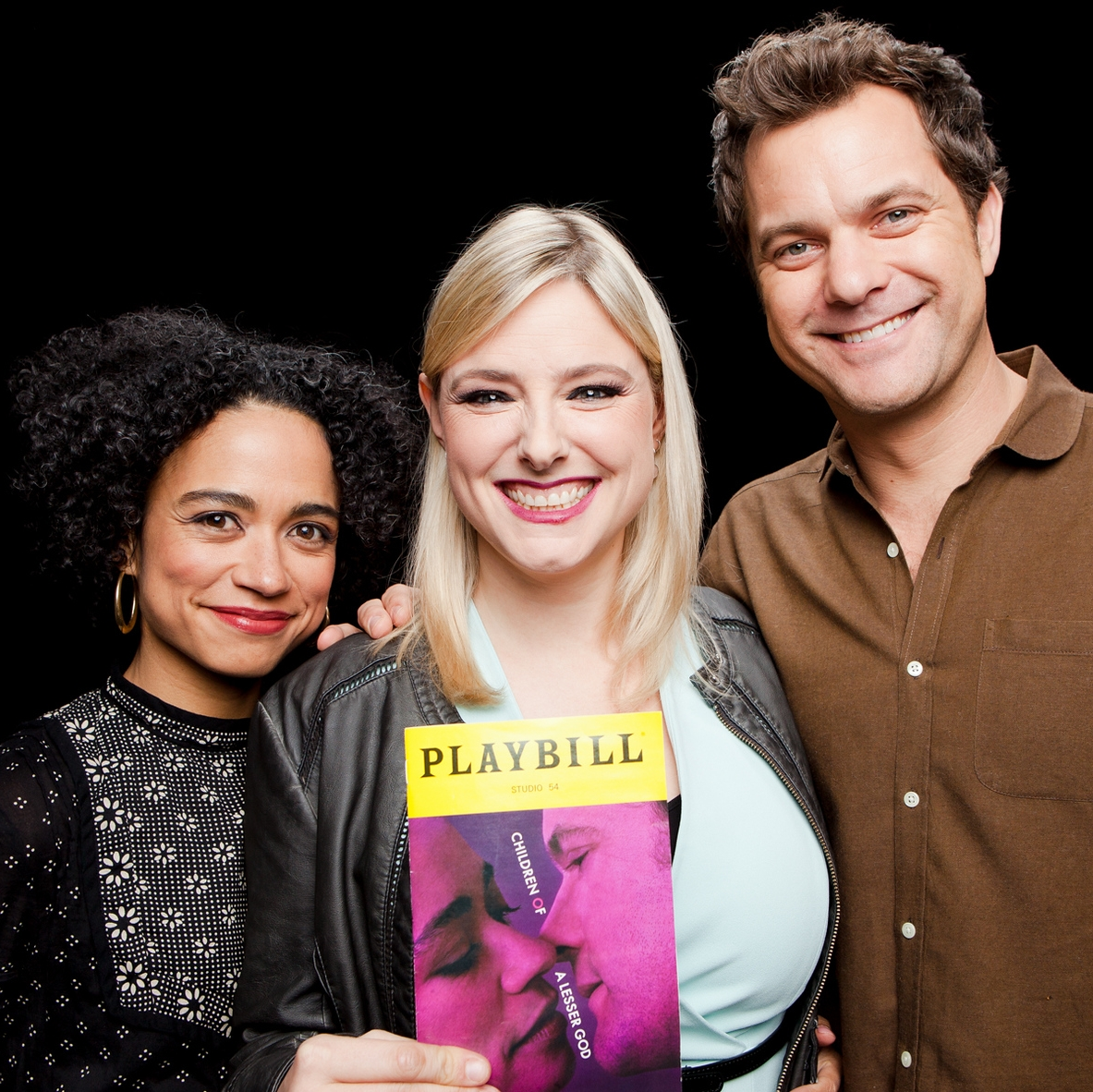 "Lauren Ridloff & Joshua Jackson  ""Children of a Lesser God"""