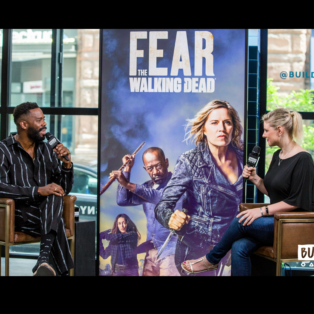 "Colman Domingo  ""Fear The Walking Dead"" & ""Summer: The Donna Summer Musical"""